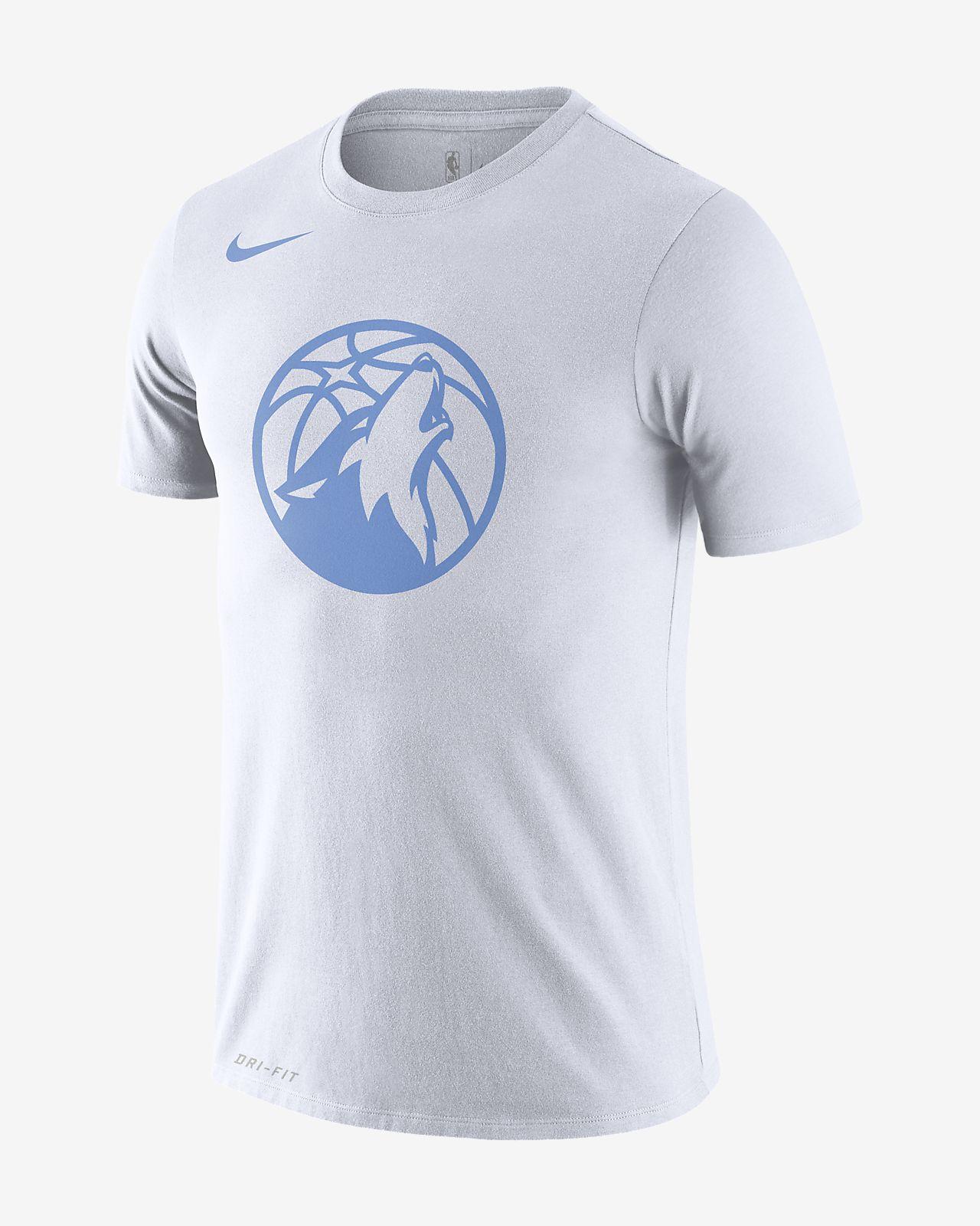 Timberwolves City Edition Logo Men S Nike Dri Fit Nba T Shirt Nike Ro
