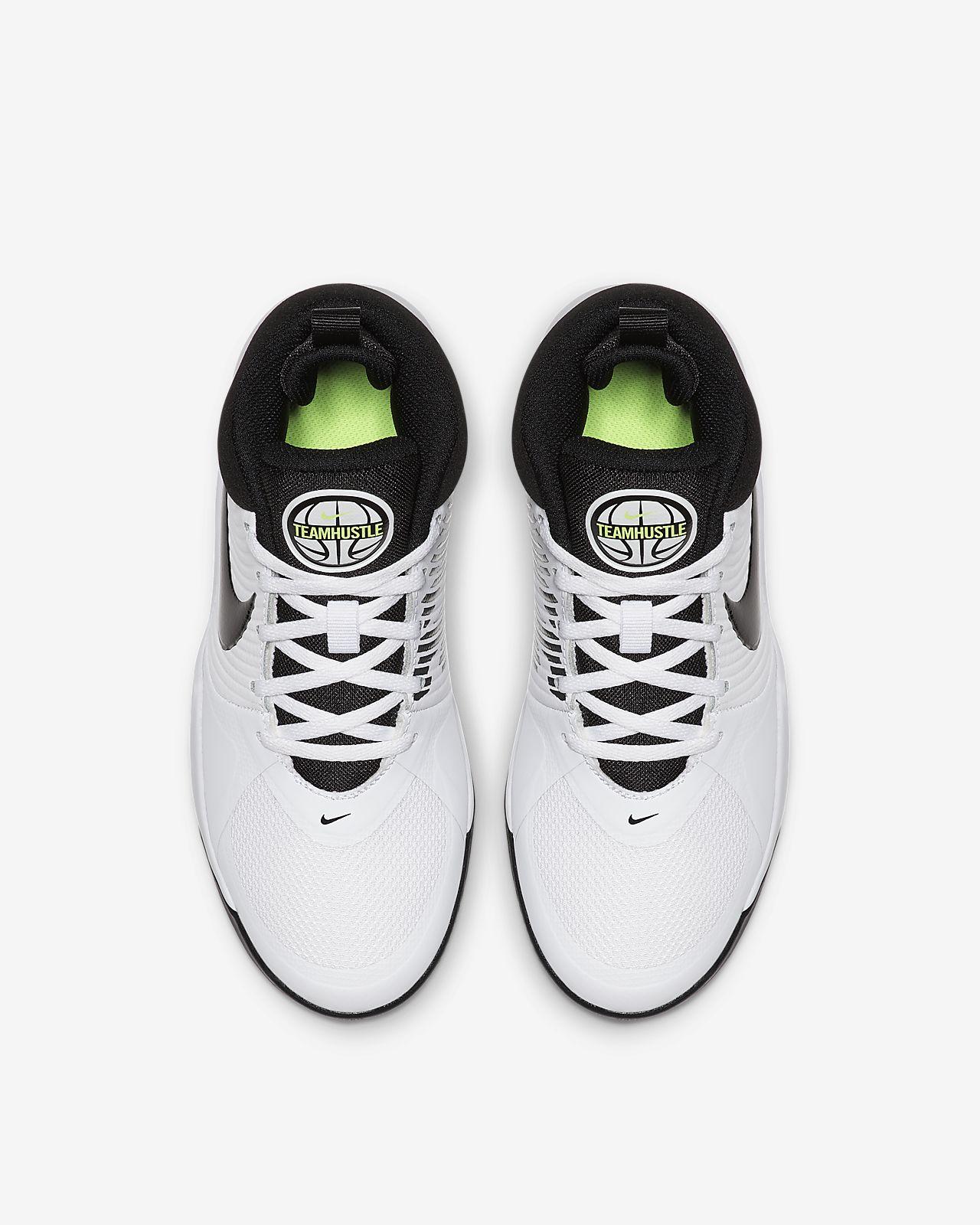newest 5e2fe 0d8c4 ... Chaussure de basketball Nike Team Hustle D 9 pour Enfant plus âgé