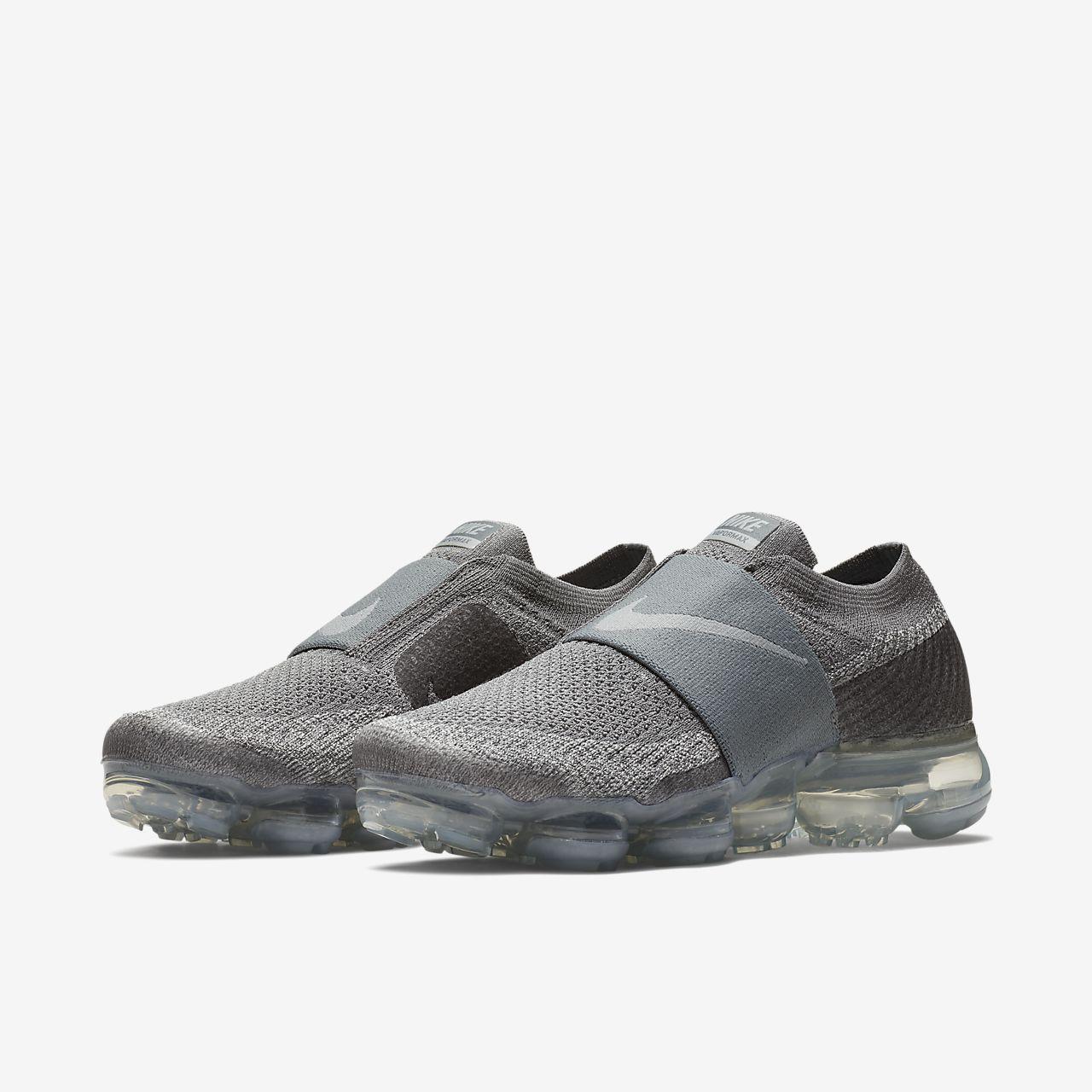... nike air vapormax flyknit moc womens running shoe