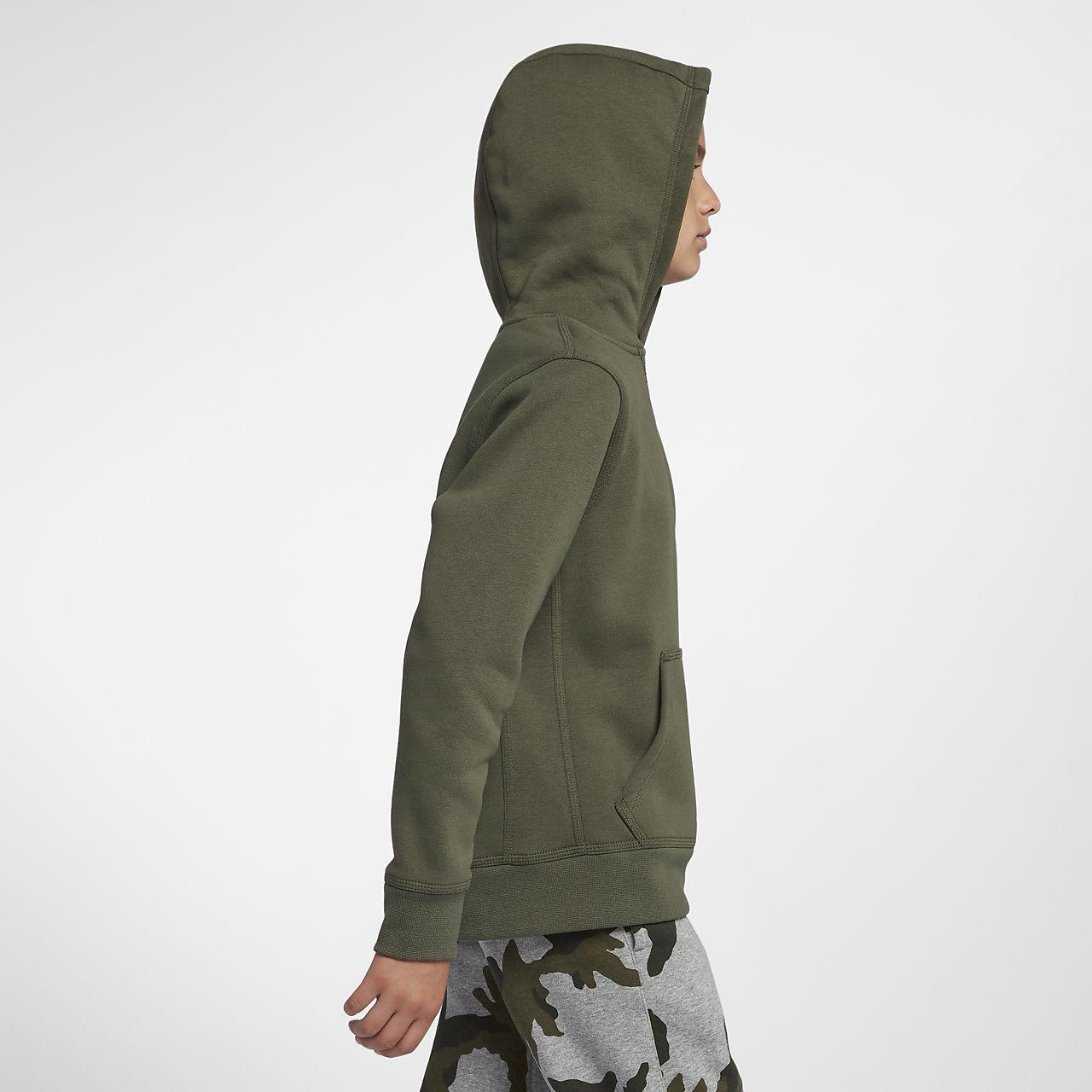 e647c4f7365 Παιδική μπλούζα προπόνησης με κουκούλα Nike. Nike.com GR