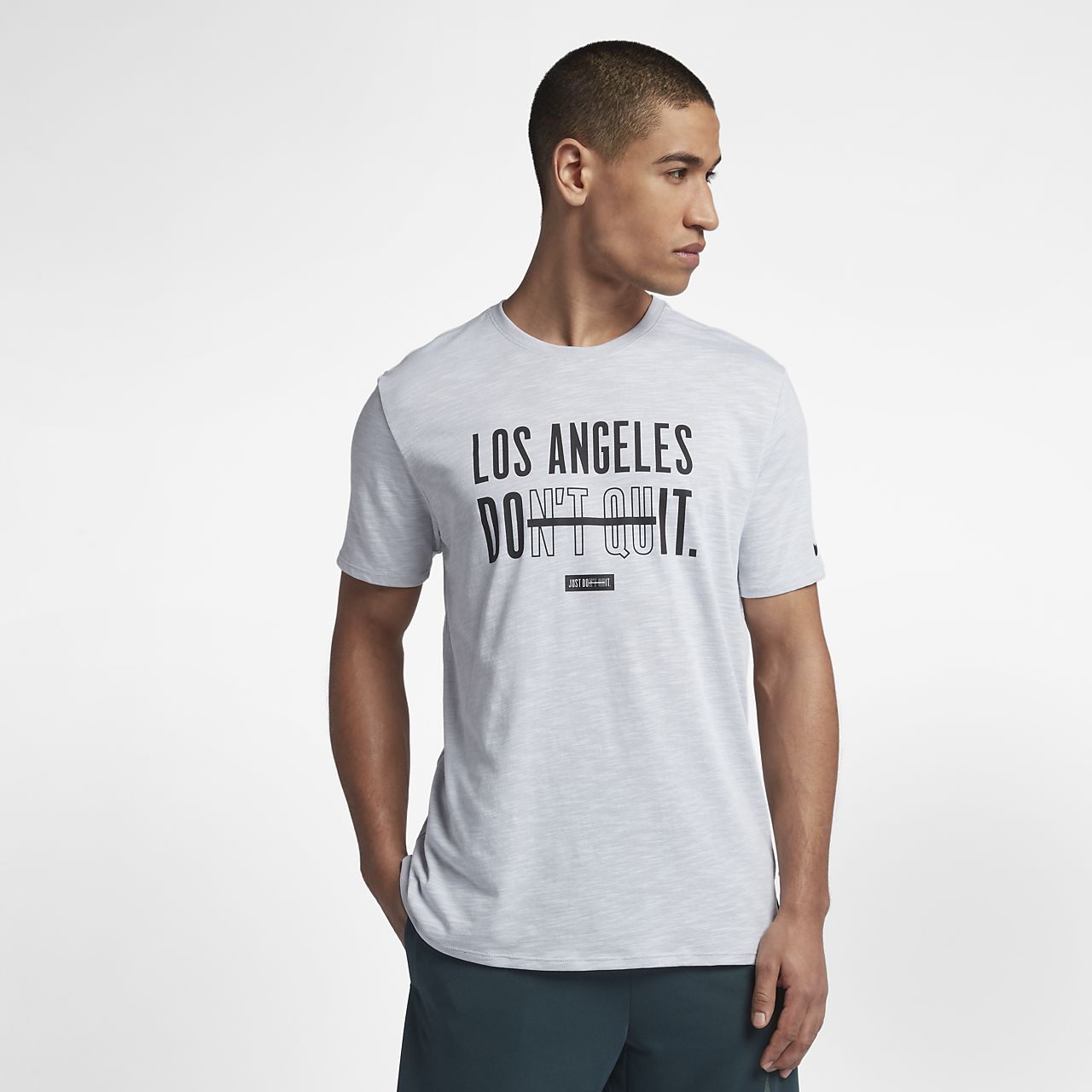 ... Nike Dri-FIT (Los Angeles) Men's Training T-Shirt