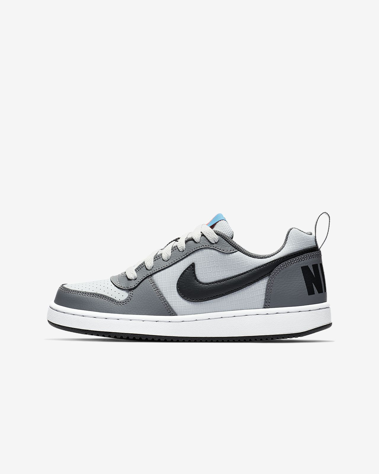 NikeCourt Borough Low Older Kids  Shoe. Nike.com GB 6d4c1a098