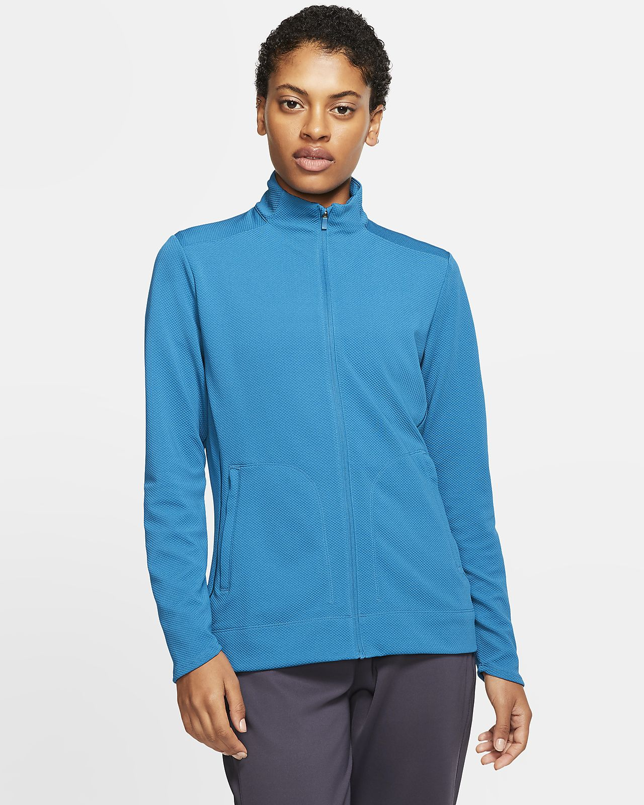 Nike Dri-FIT UV Women's Golf Jacket