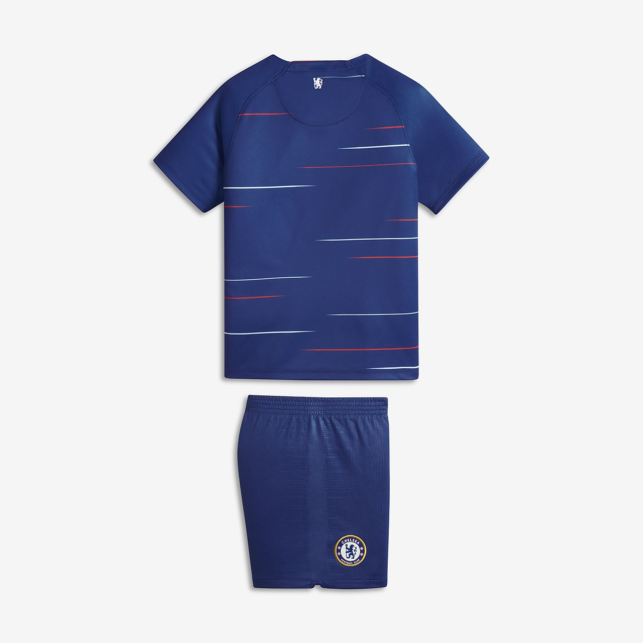 ... 2018/19 Chelsea FC Stadium Home Fußballtrikot-Set für ältere Kinder