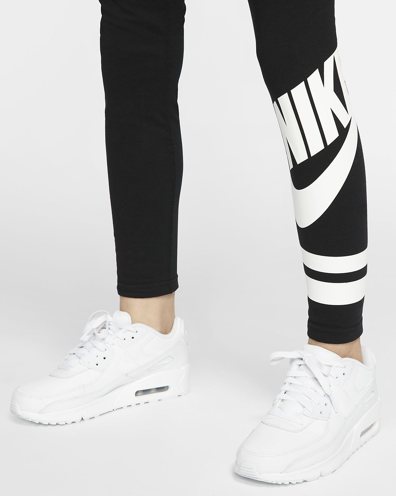 the latest afdab 3e7c3 ... Nike Sportswear Older Kids  (Girls ) Graphic Leggings