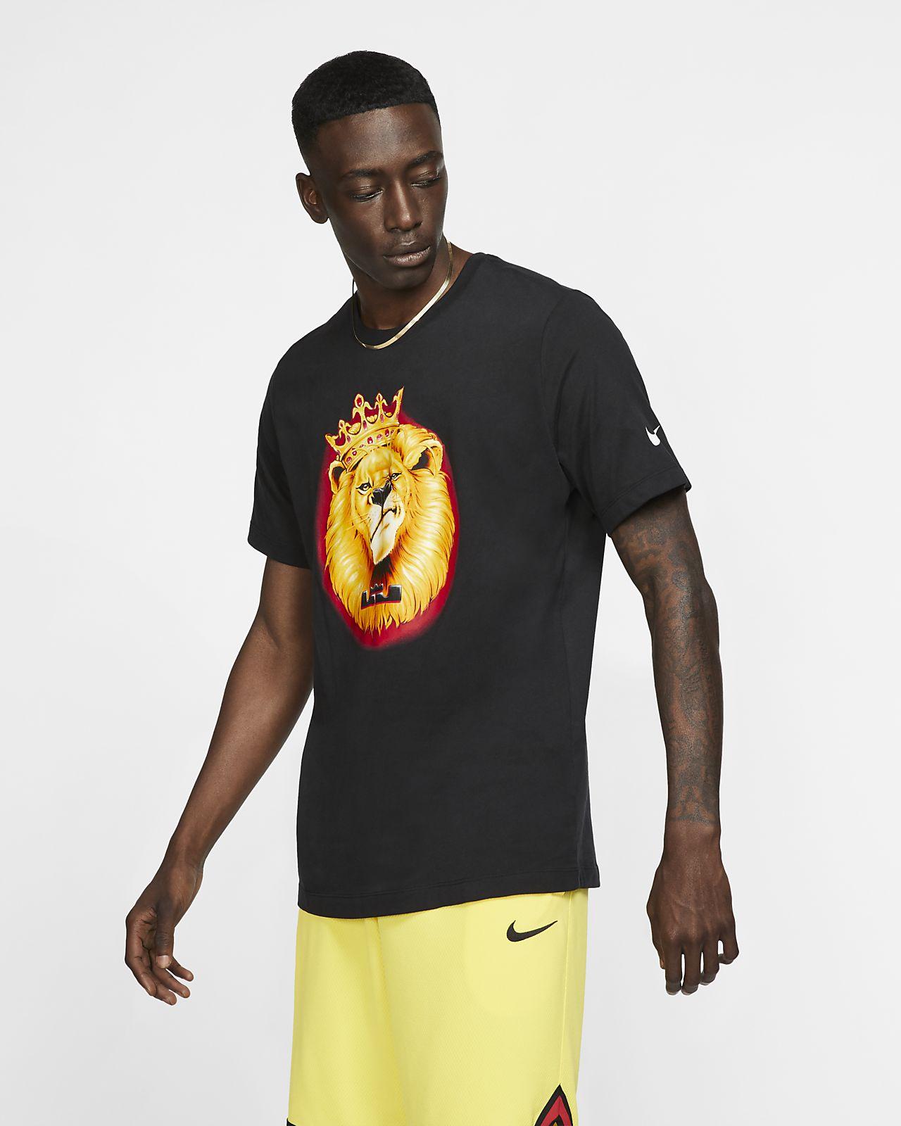 Nike Dri-FIT LeBron 男款 T 恤