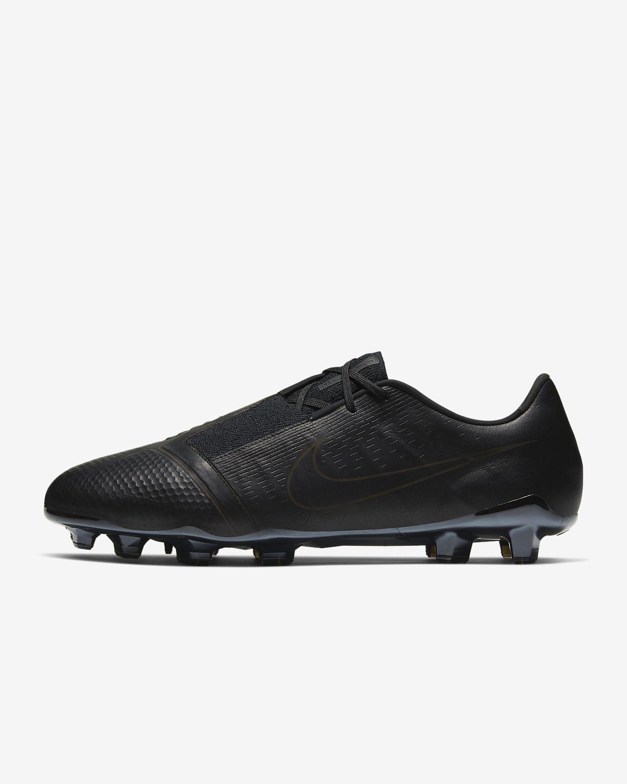 Chaussure de football à crampons pour terrain sec Nike PhantomVNM Elite Tech Craft FG
