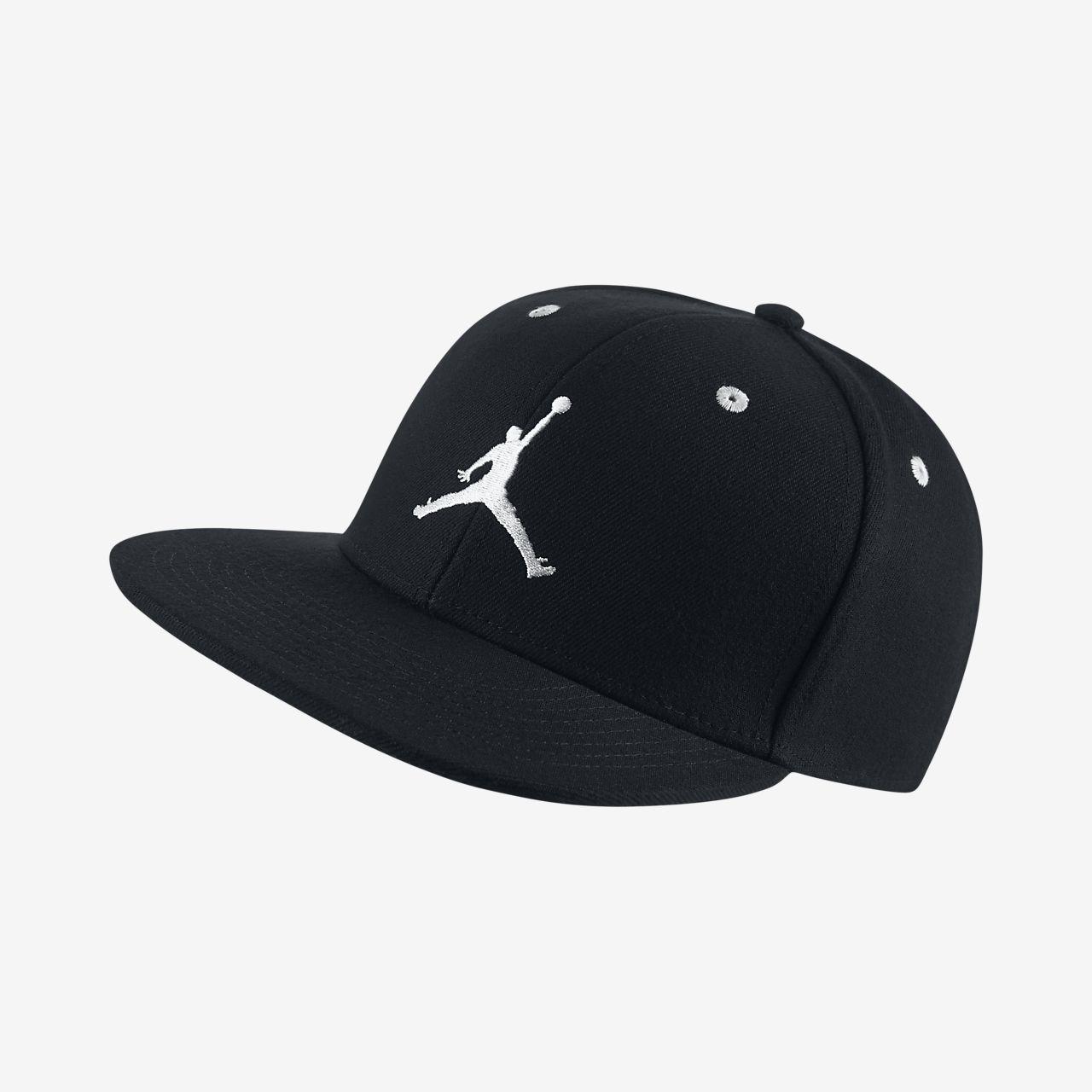 Regulowana czapka dla dzieci Jordan Jumpman