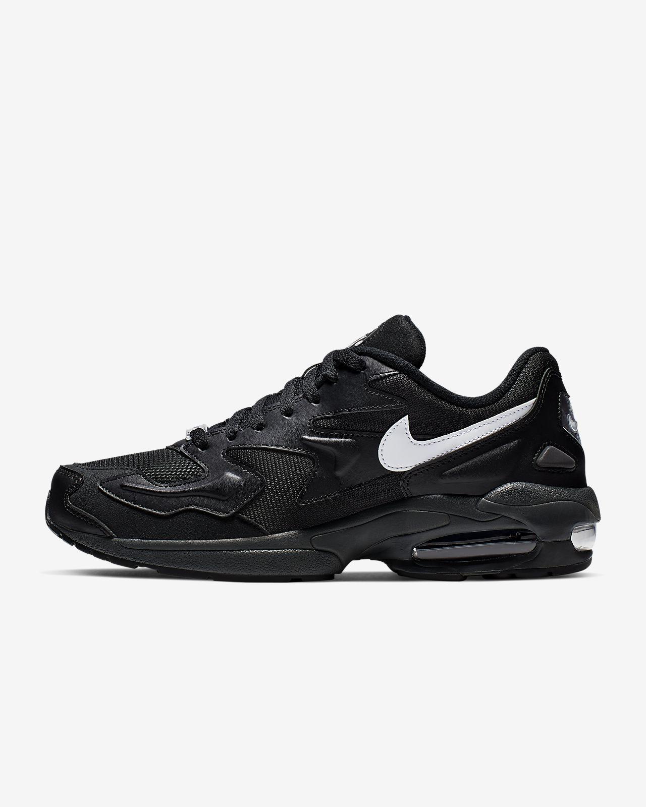 Homme Nike Air Max2 Light Noir