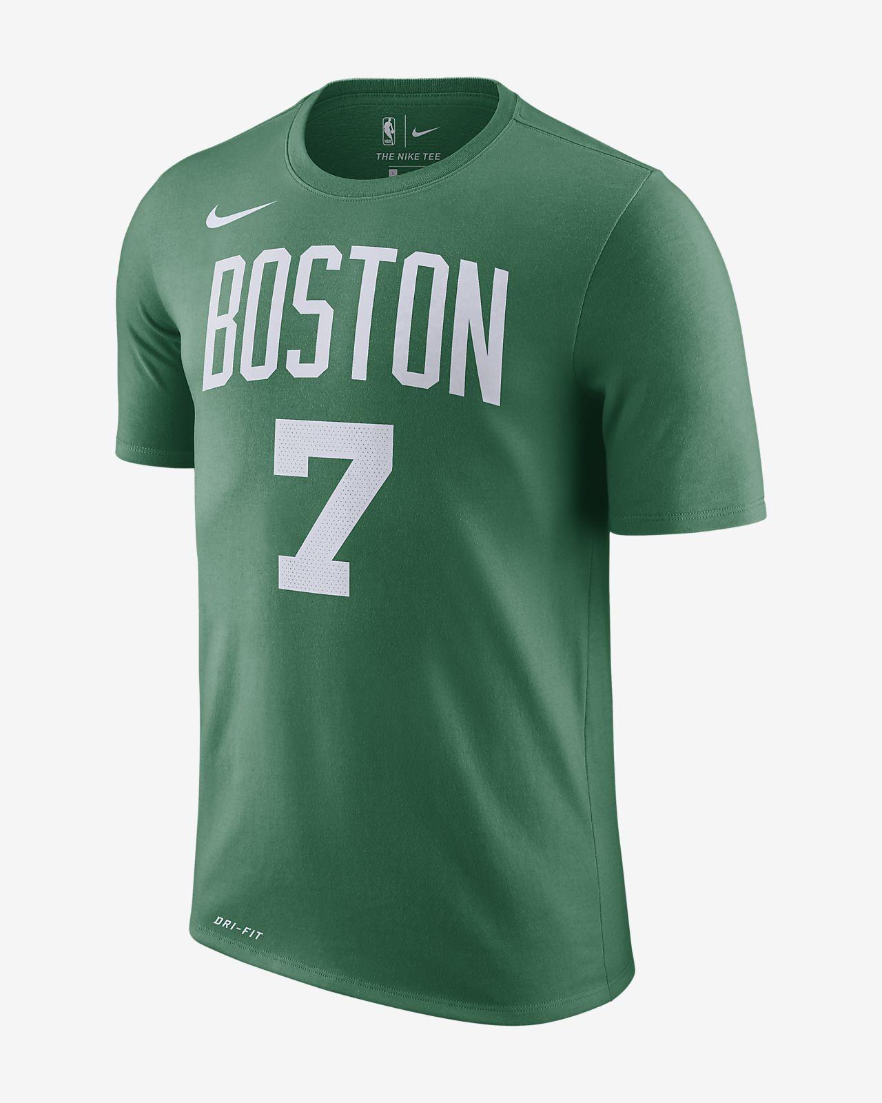 577c8819641 Jaylen Brown Boston Celtics Nike Dri-FIT Men s NBA T-Shirt. Nike.com