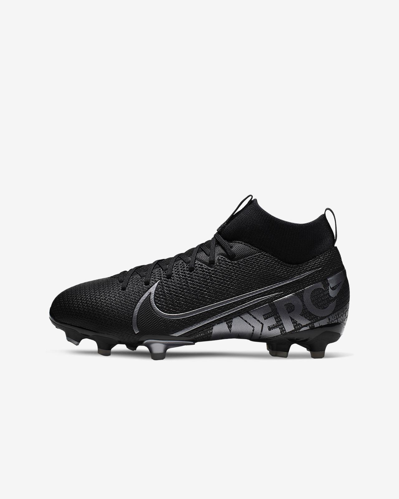 scarpe da calcio bambino con calzino nike