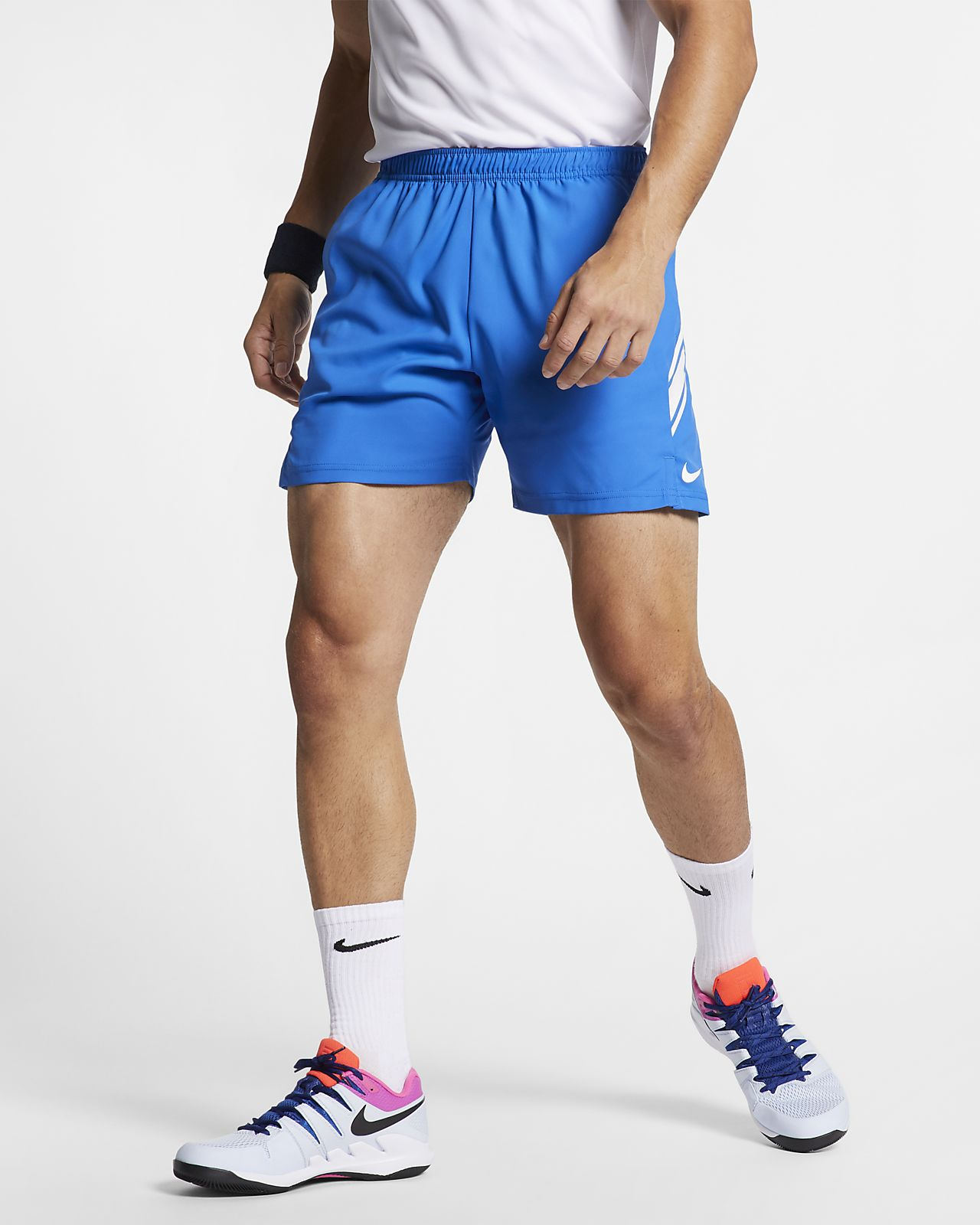 NikeCourt Dri-FIT Erkek Tenis Şortu