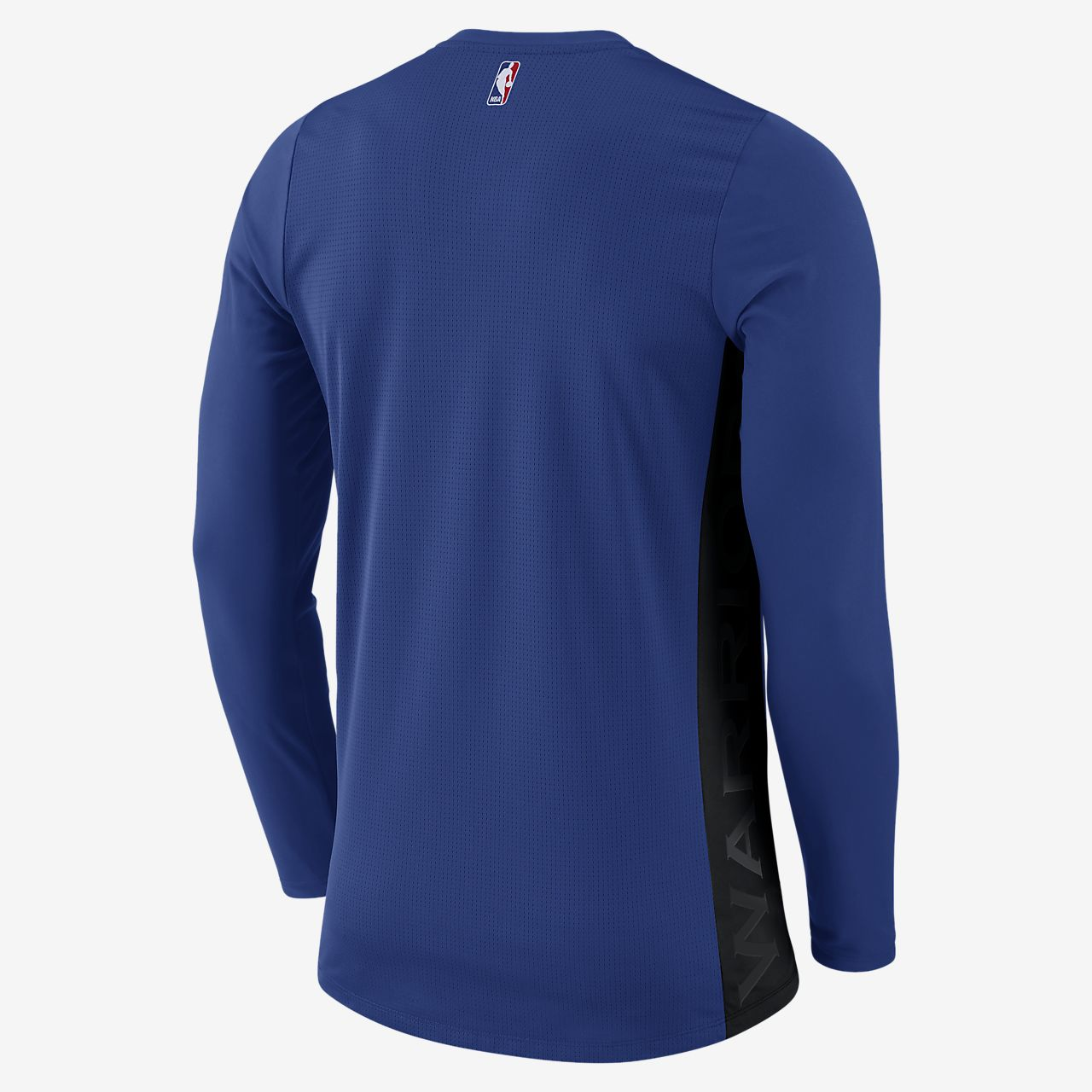 f75878dd Golden State Warriors Nike Hyper Elite Men's Long-Sleeve NBA Top ...