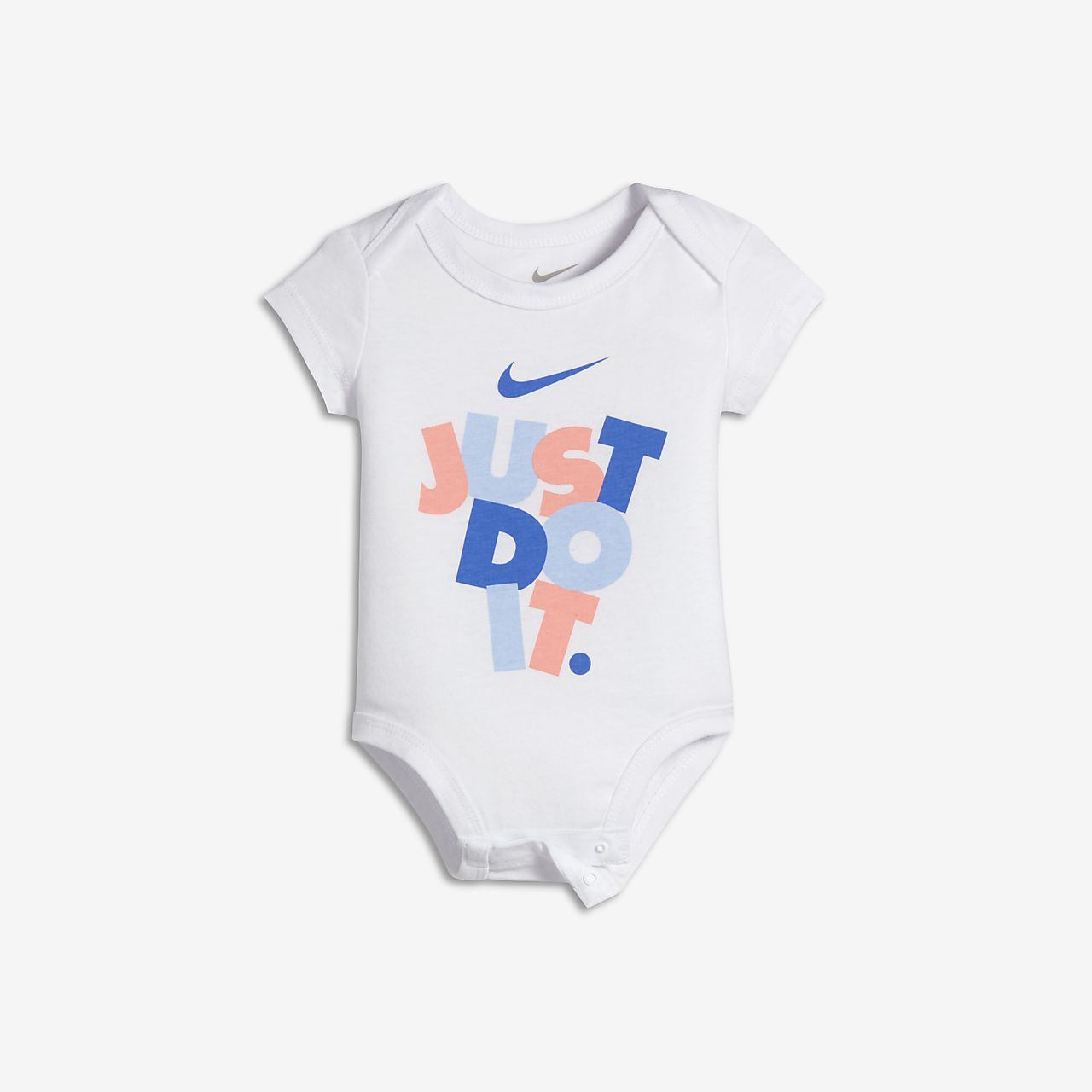 ... Nike Just Do It Infant Girls' Bodysuit