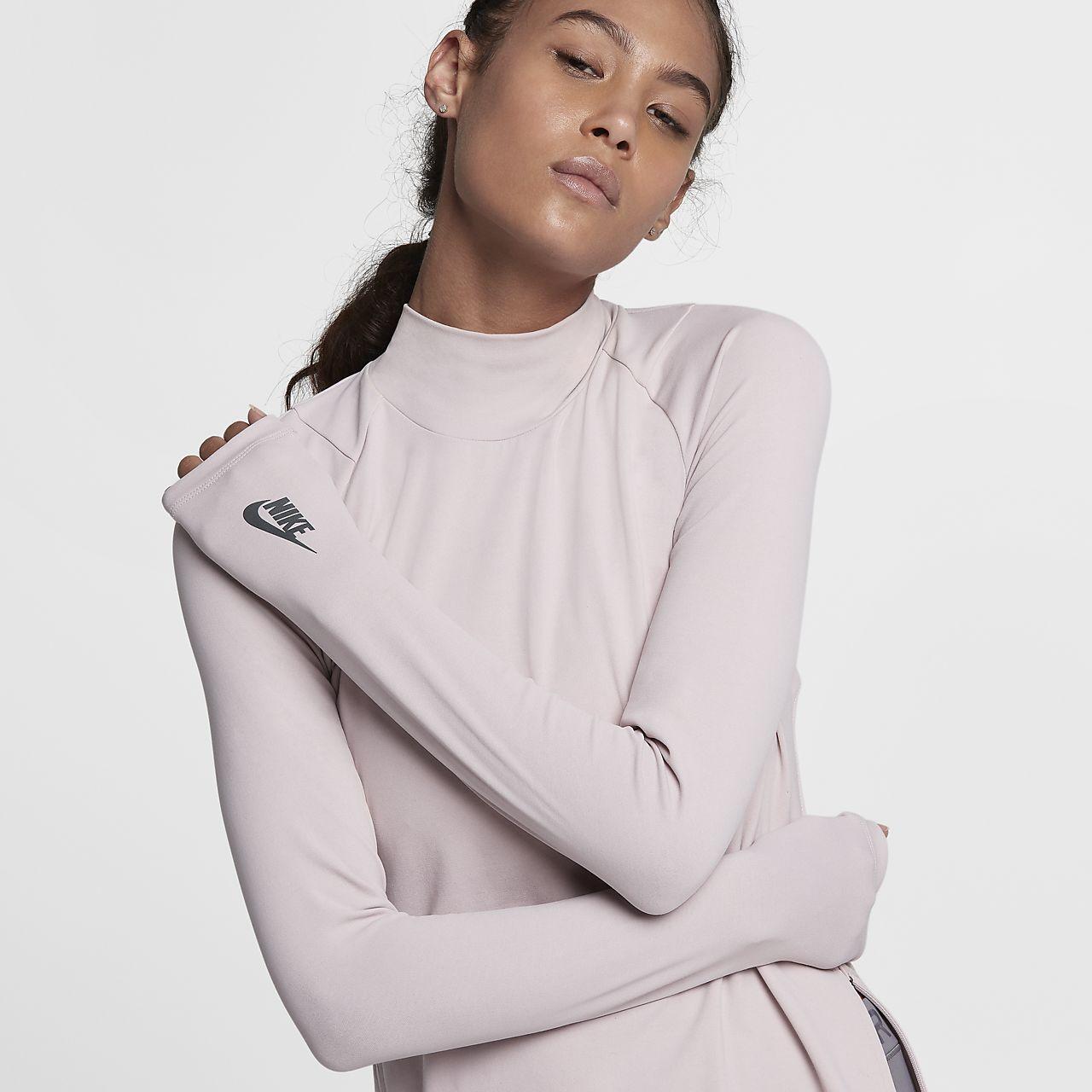 เสื้อผู้หญิง NikeLab Essentials Mock Neck