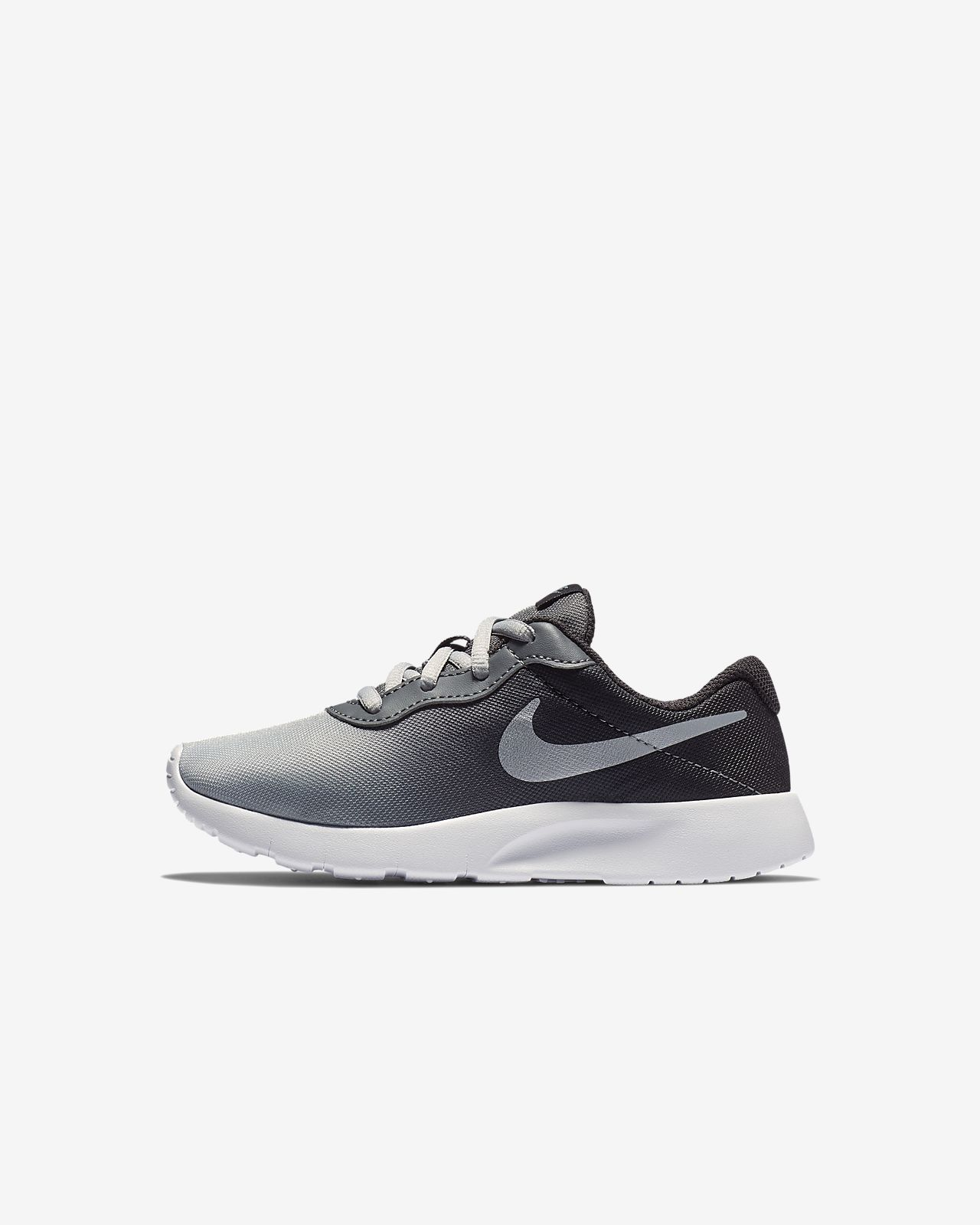 Nike Tanjun Print Little Kids' Shoe