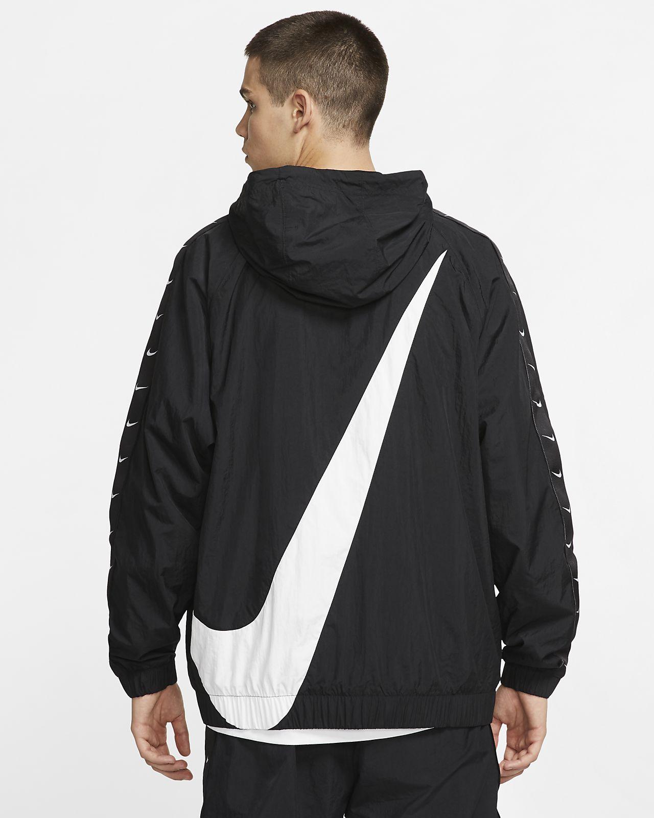 29fd42746 Nike Sportswear Swoosh Men's Woven Jacket. Nike.com