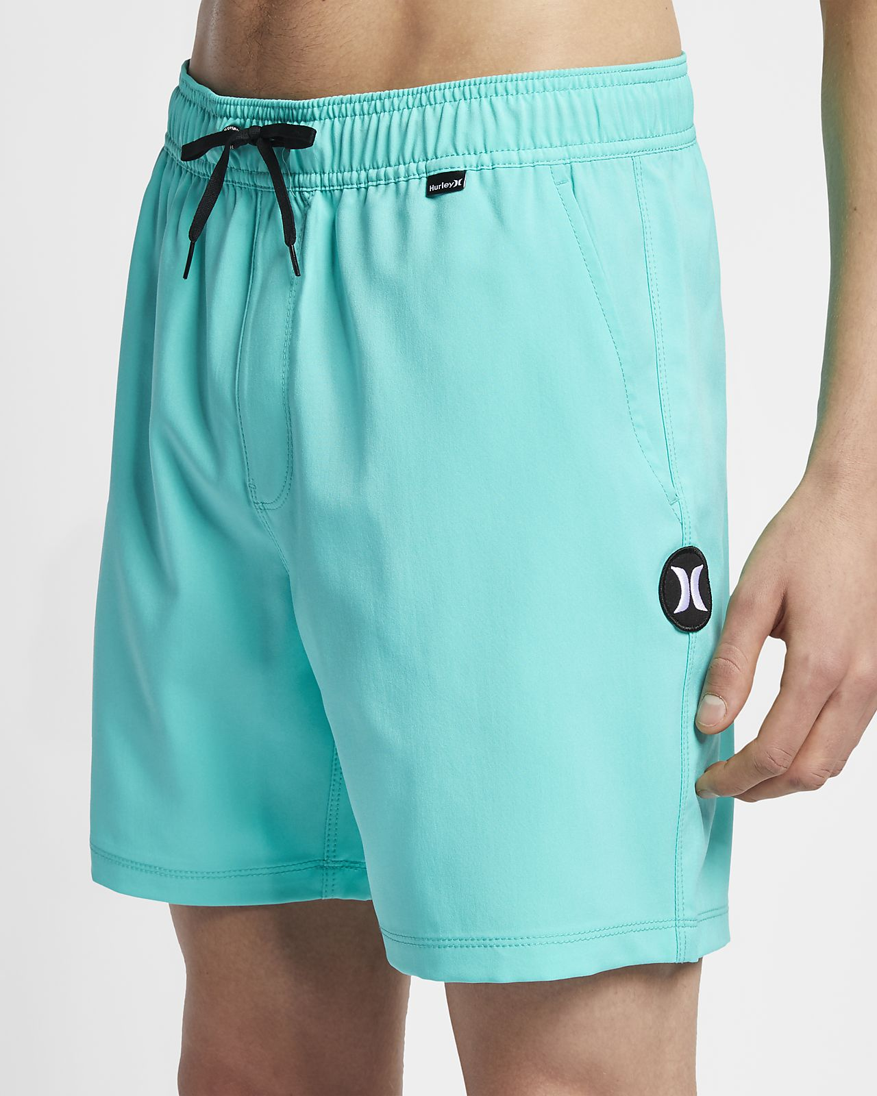 """Hurley One And Only Men's 17"""" Volley Board Shorts"""
