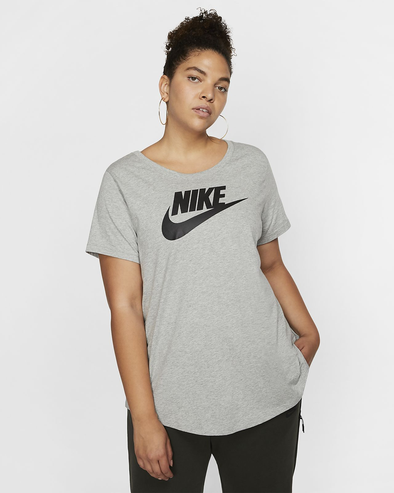Tee-shirt Nike Sportswear Essential pour Femme (grande taille)