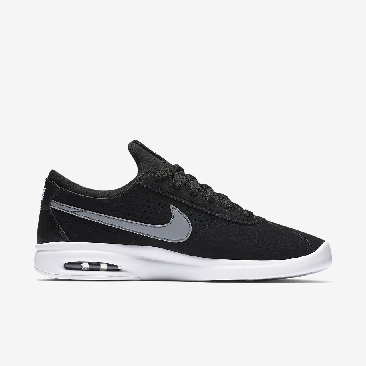 low priced 552f0 f7bbb ... Chaussure de skateboard Nike SB Air Max Bruin Vapor pour Homme