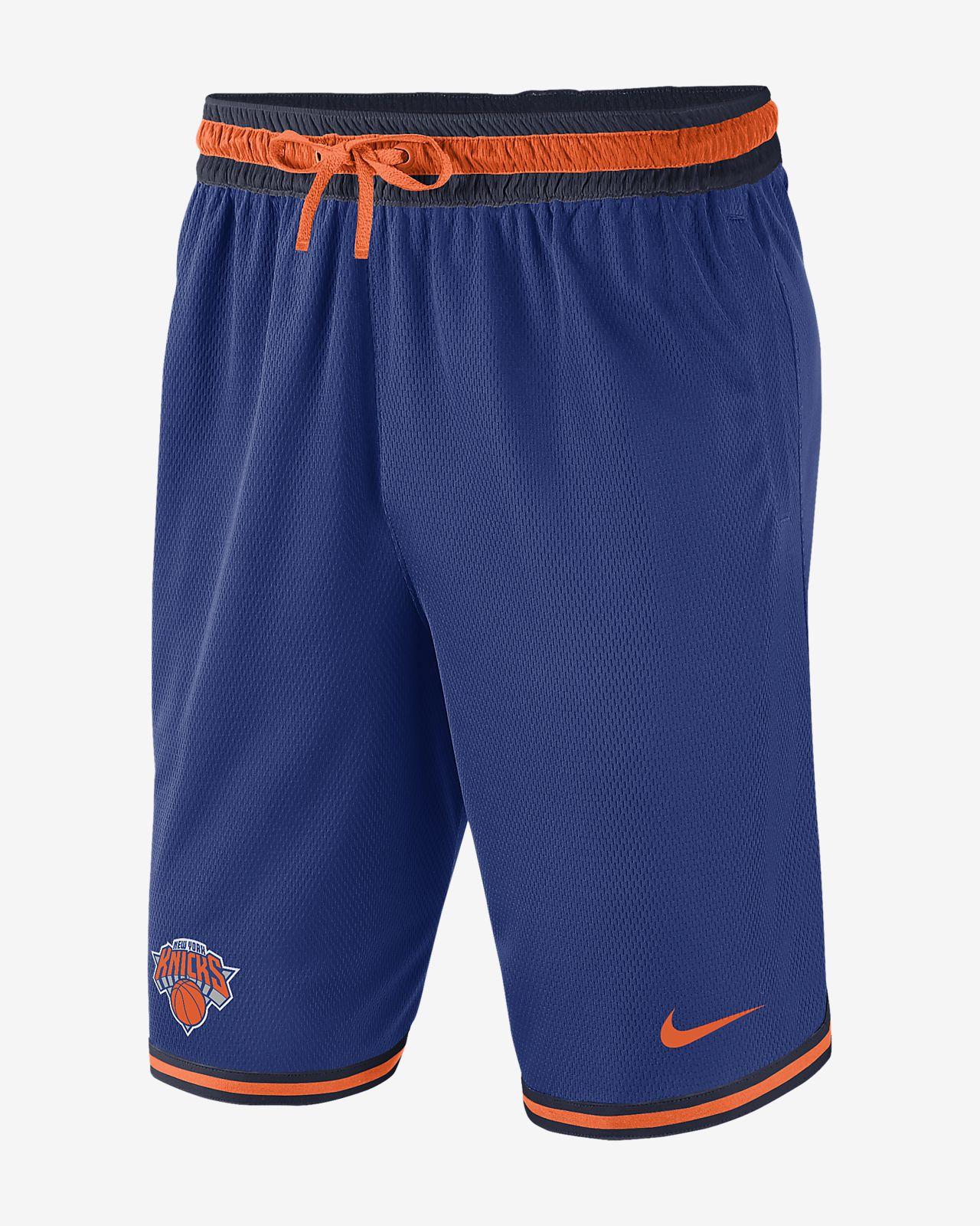 New York Knicks Nike NBA-Shorts für Herren