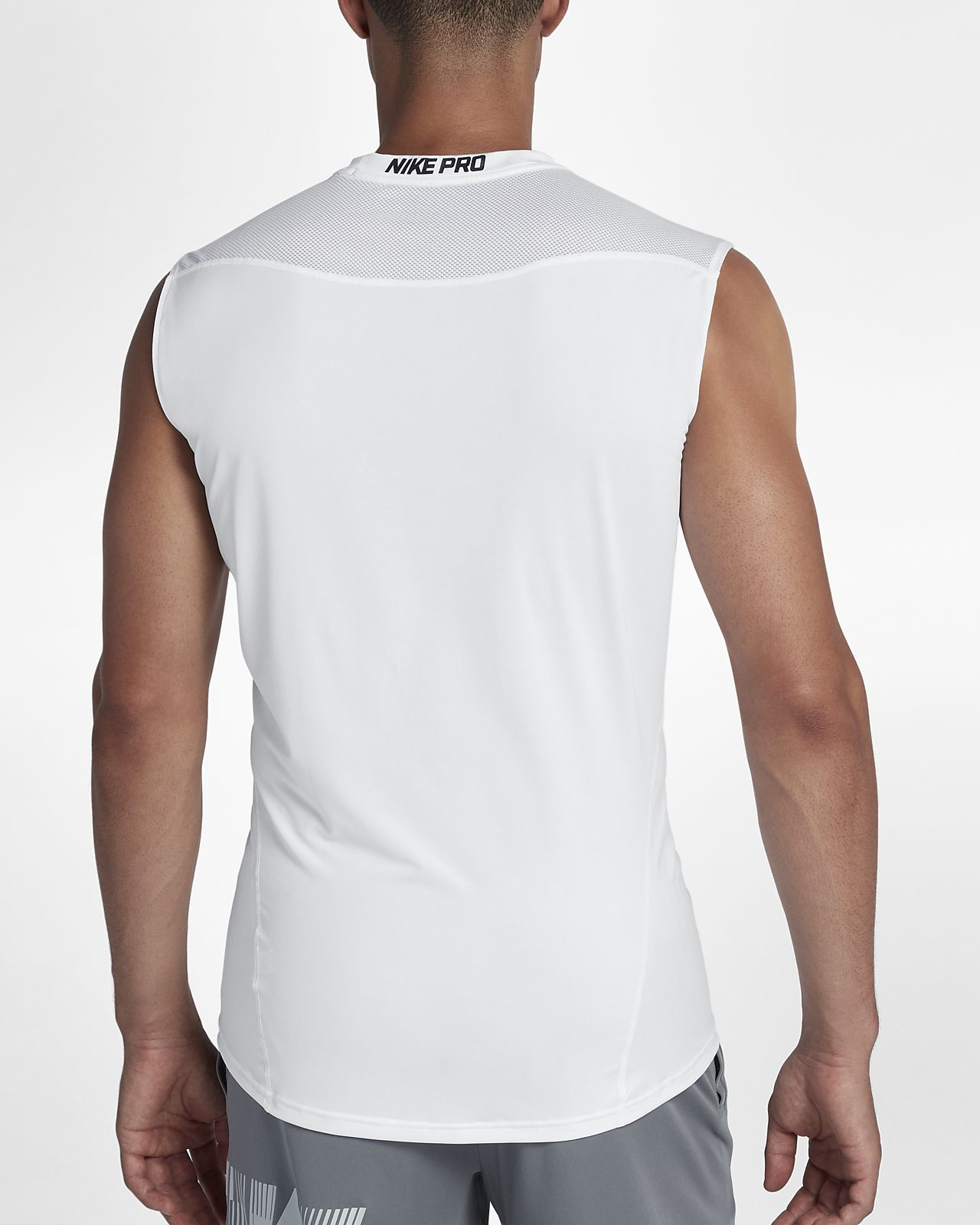 Nike Training Pro Compression Vest SL Black Men/'s Athletic Top 2018-838085-010