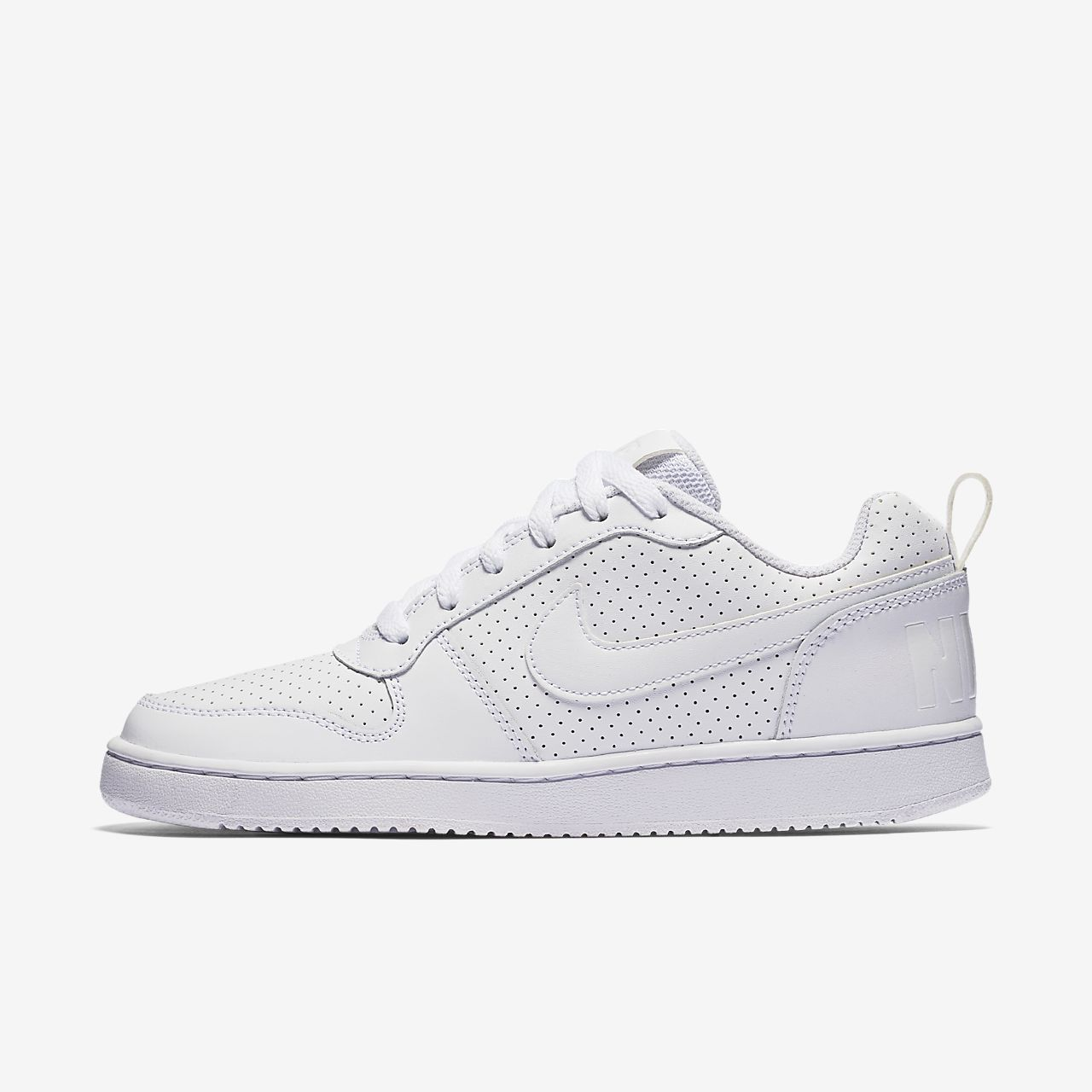 Scarpa Nike Court Borough Low - Donna