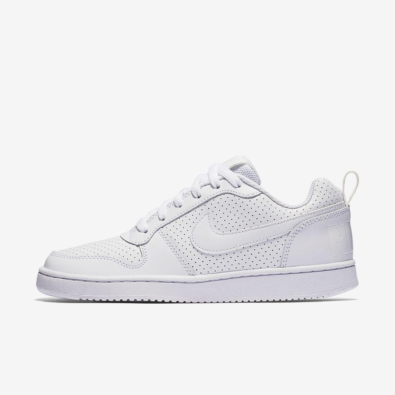 Sko Nike Court Borough Low för kvinnor