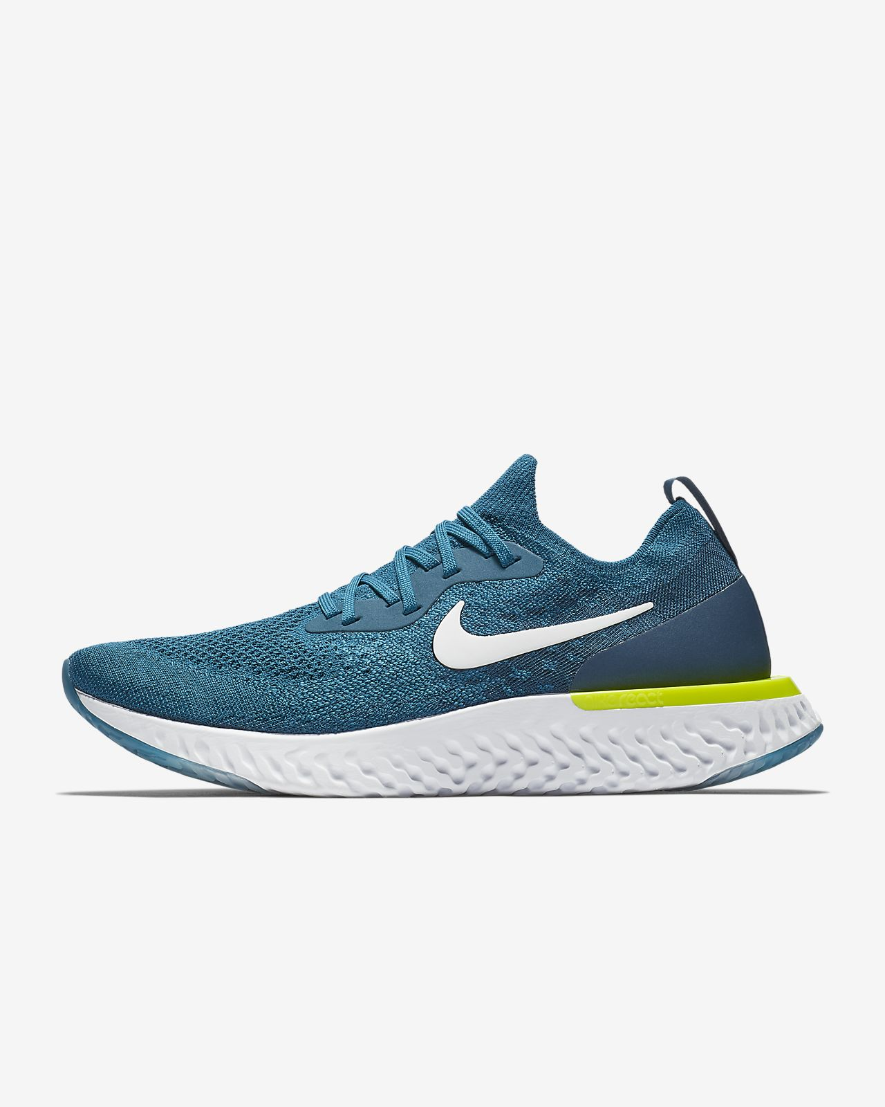 Nike Epic React Flyknit 1 Men's Running Shoe. Nike GB