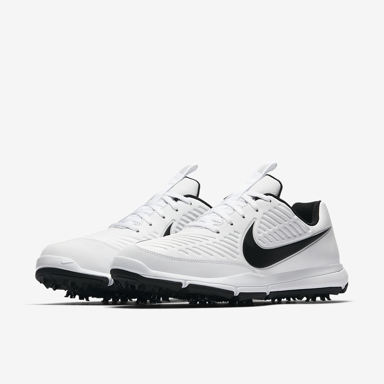 quality design e4222 5d29e ... svart vita herr Outlet  free shipping 789e8 36637 ... Golfsko Nike  Explorer 2 S för män