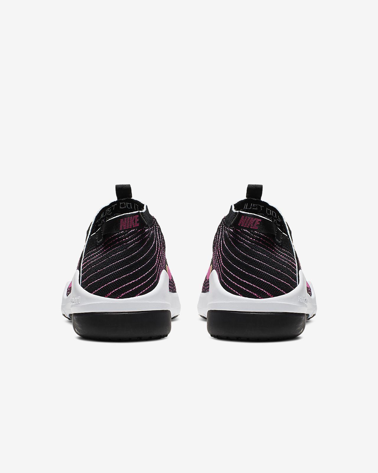 online retailer 264bf 0747e ... Nike Air Zoom Fearless Flyknit 2 Women s Gym Training Boxing Shoe