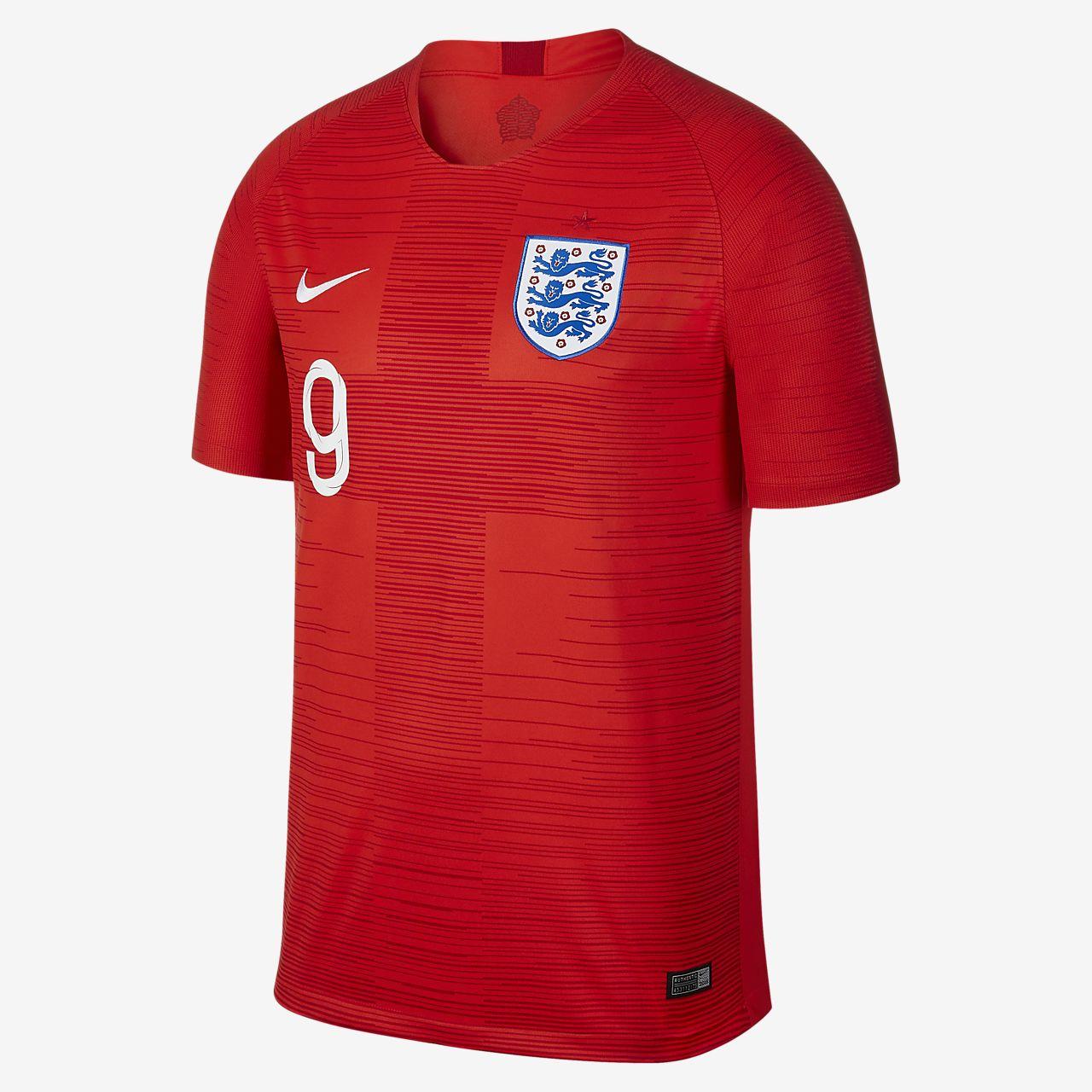 2018 赛季英格兰队客场男子足球球迷服
