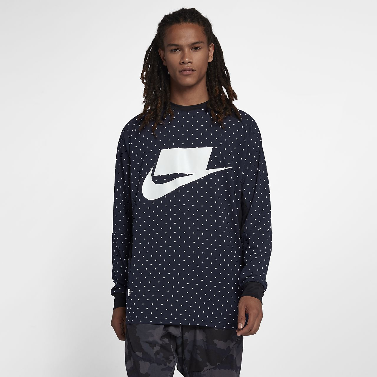 Nike Sportswear Men's Long-Sleeve Top