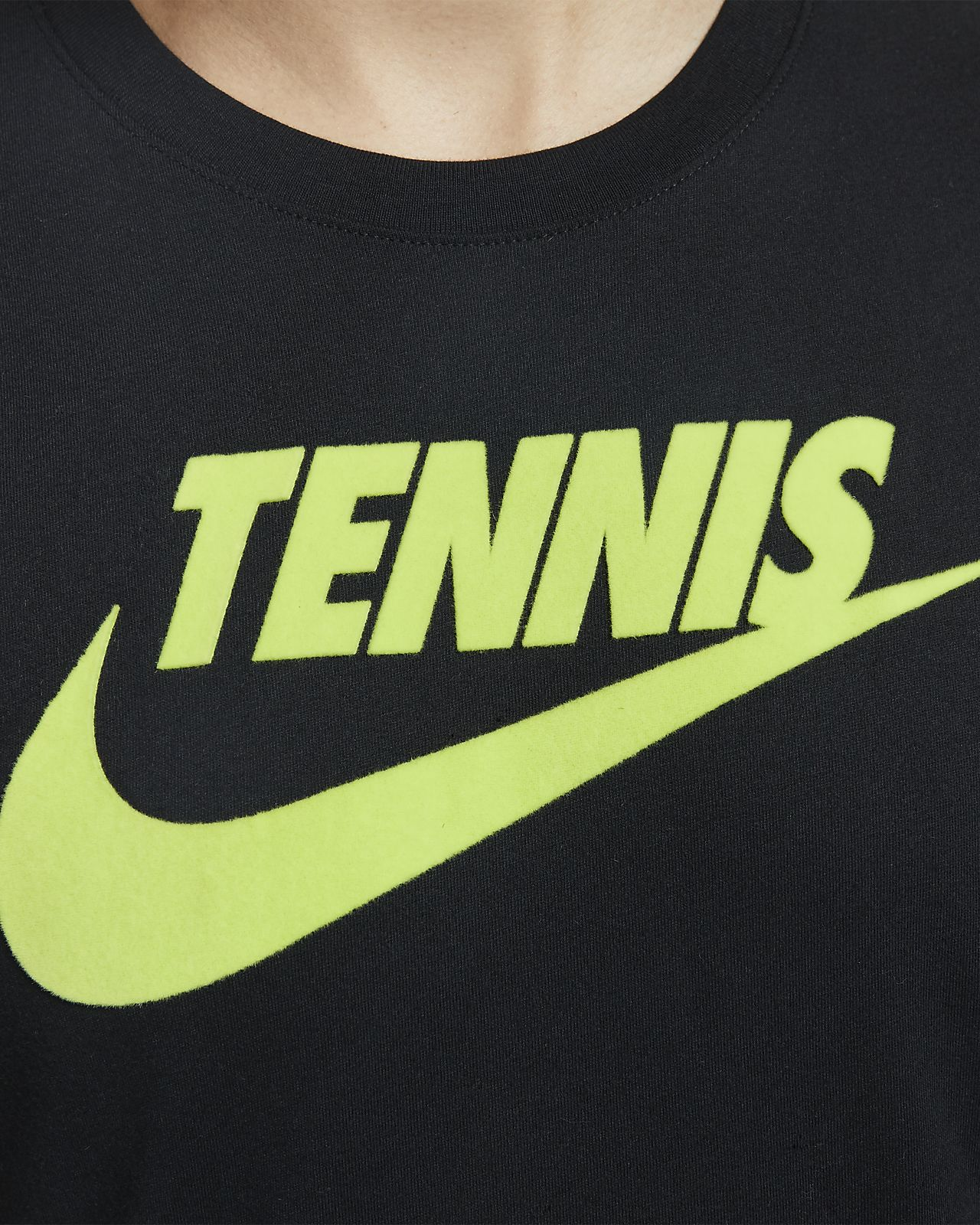 official photos 135b9 b622f NikeCourt Dri-FIT Tennis-T-Shirt mit Grafik für Herren