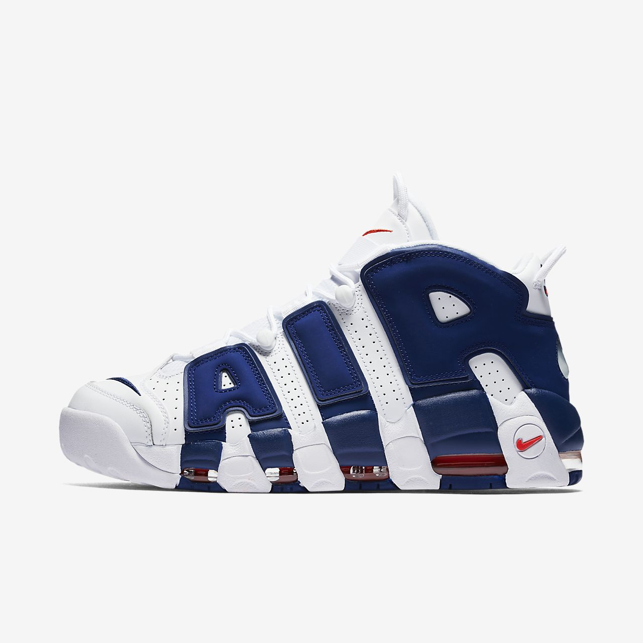 01444780cdcfa Nike Air More Uptempo  96 Men s Shoe. Nike.com IN
