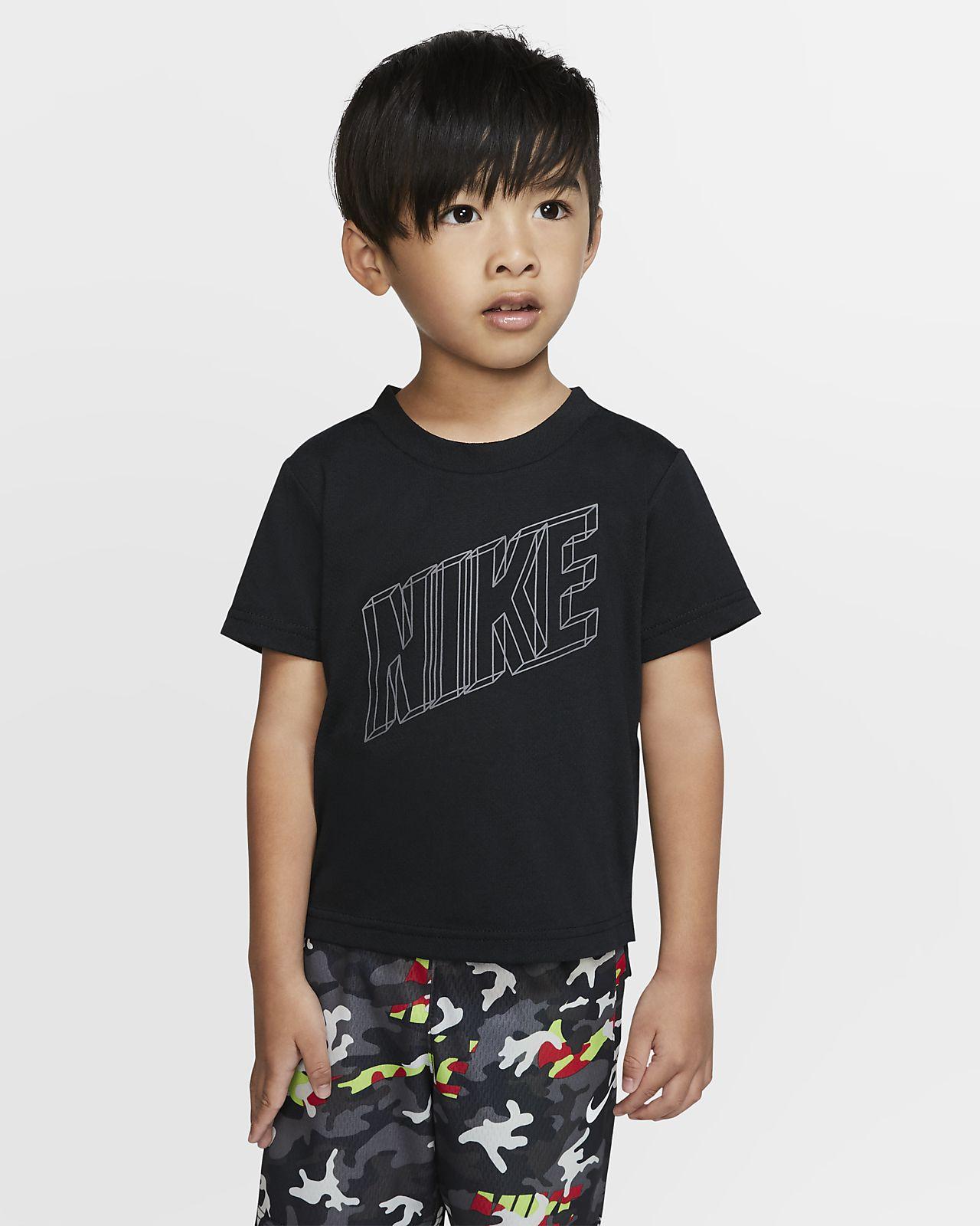 Nike Breathe Toddler Short-Sleeve T-Shirt
