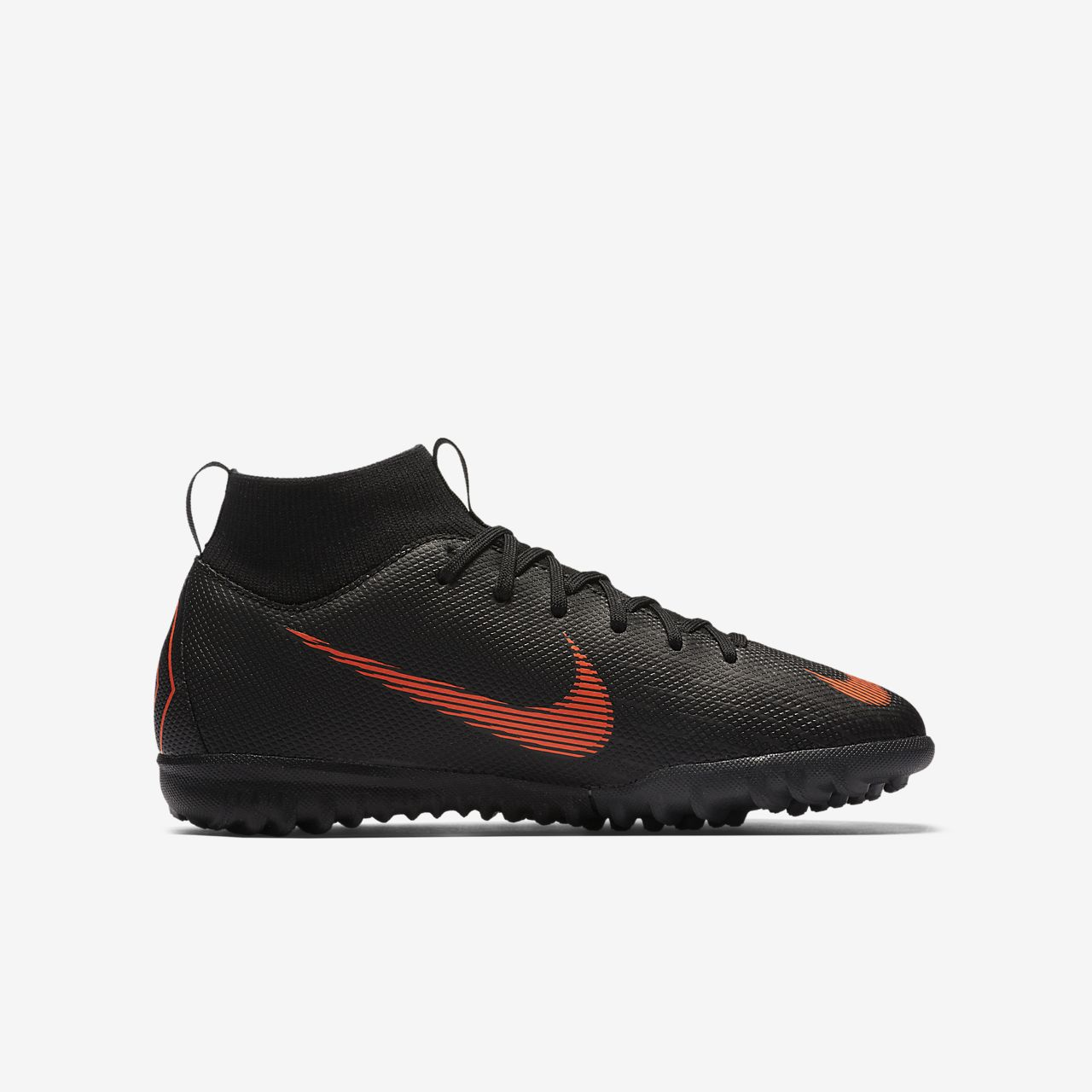 ... Nike Jr. MercurialX Superfly VI Academy Younger/Older Kids' Turf  Football Shoe