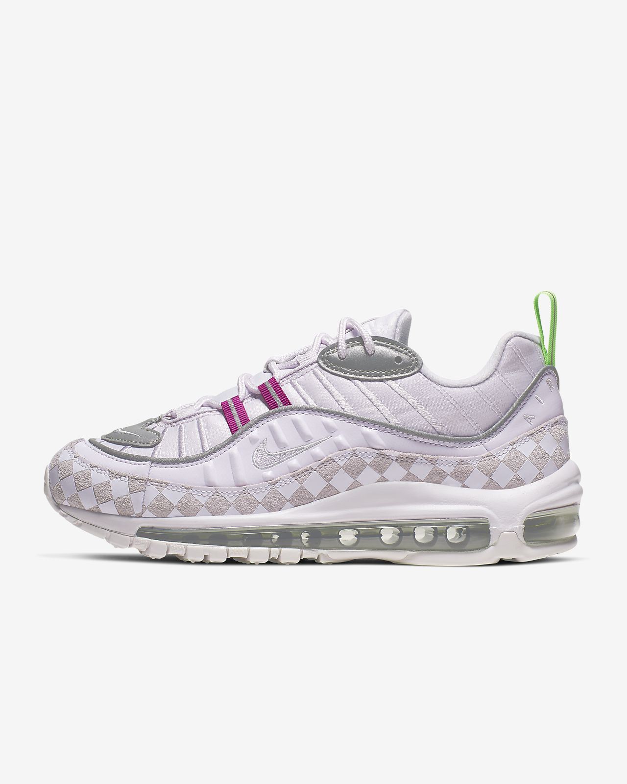 official photos 12721 52124 Nike Air Max 98 Women's Chequered Shoe