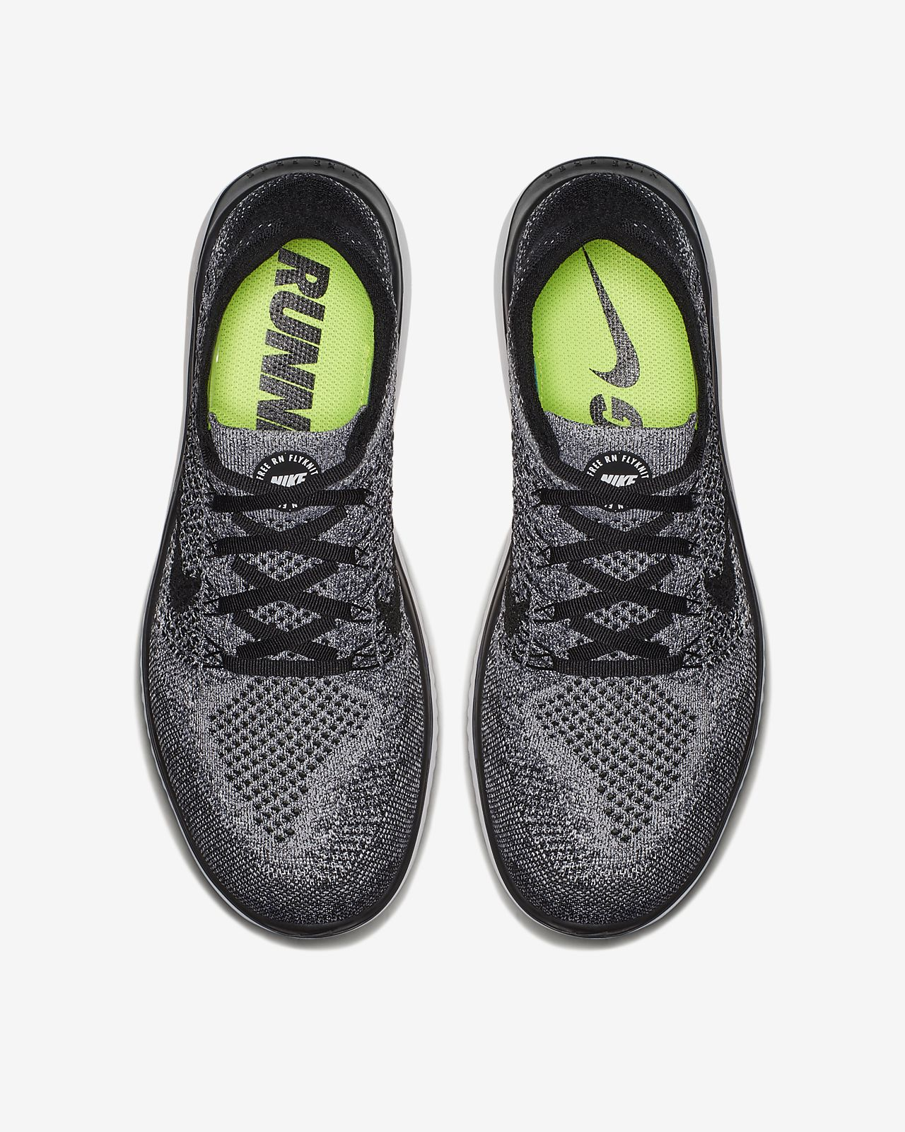 Nike Free RN Flyknit 2018 Men s Running Shoe. Nike.com 1cb0496df
