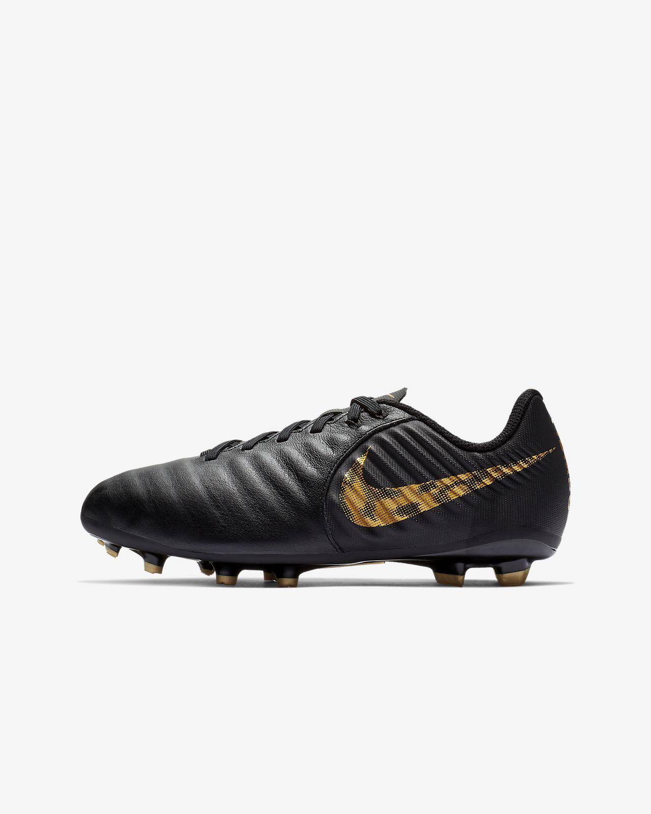 Nike Jr. Legend 7 Academy FG fotballsko til gress til små/store barn