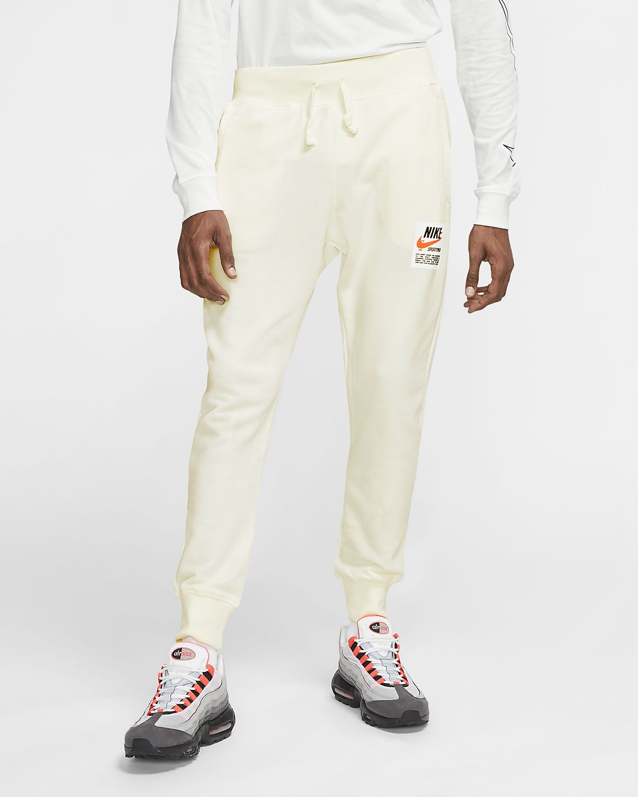 Nike Sportswear Club Men's Printed Joggers