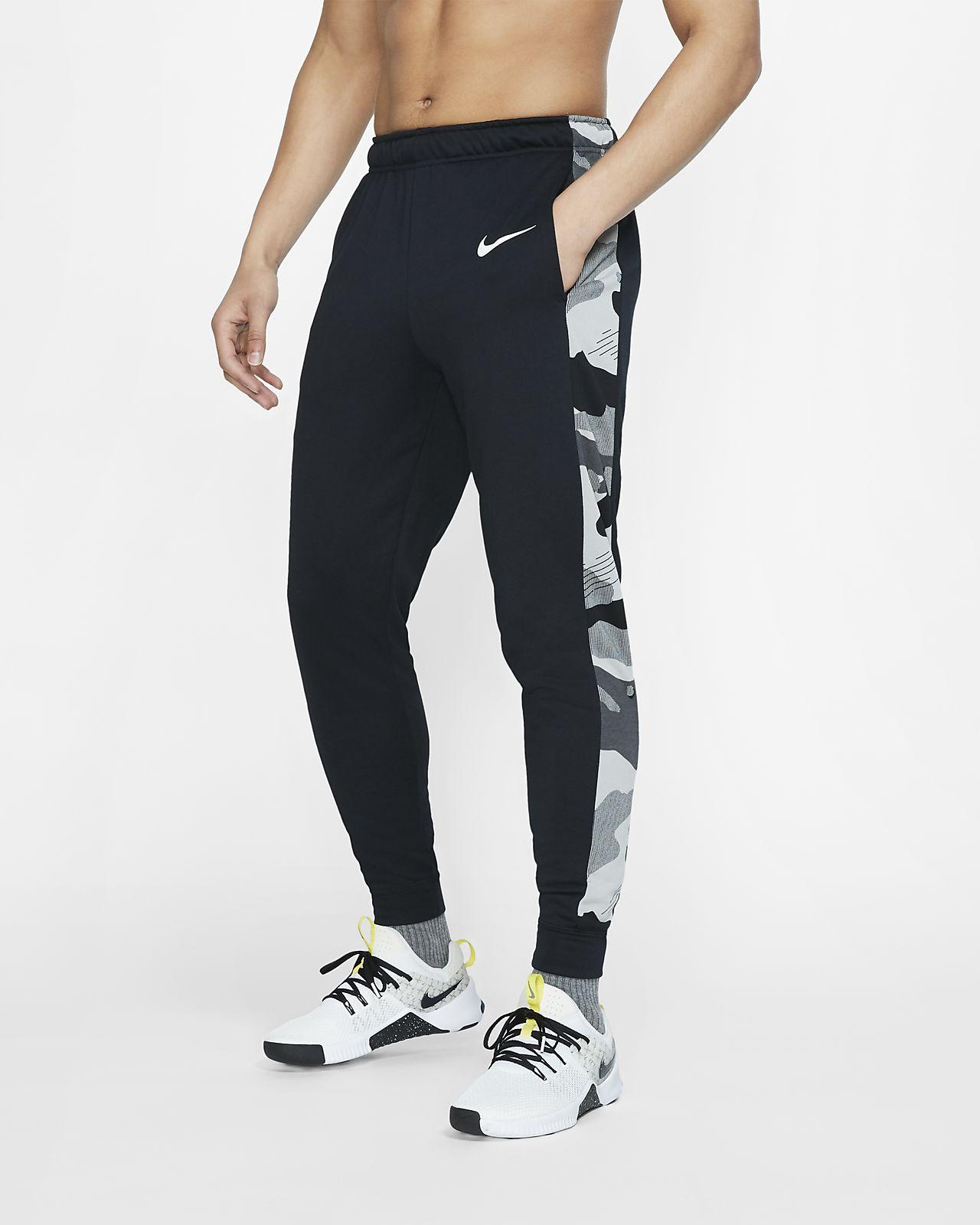 Nike Dri-FIT Tapered 男子针织训练长裤