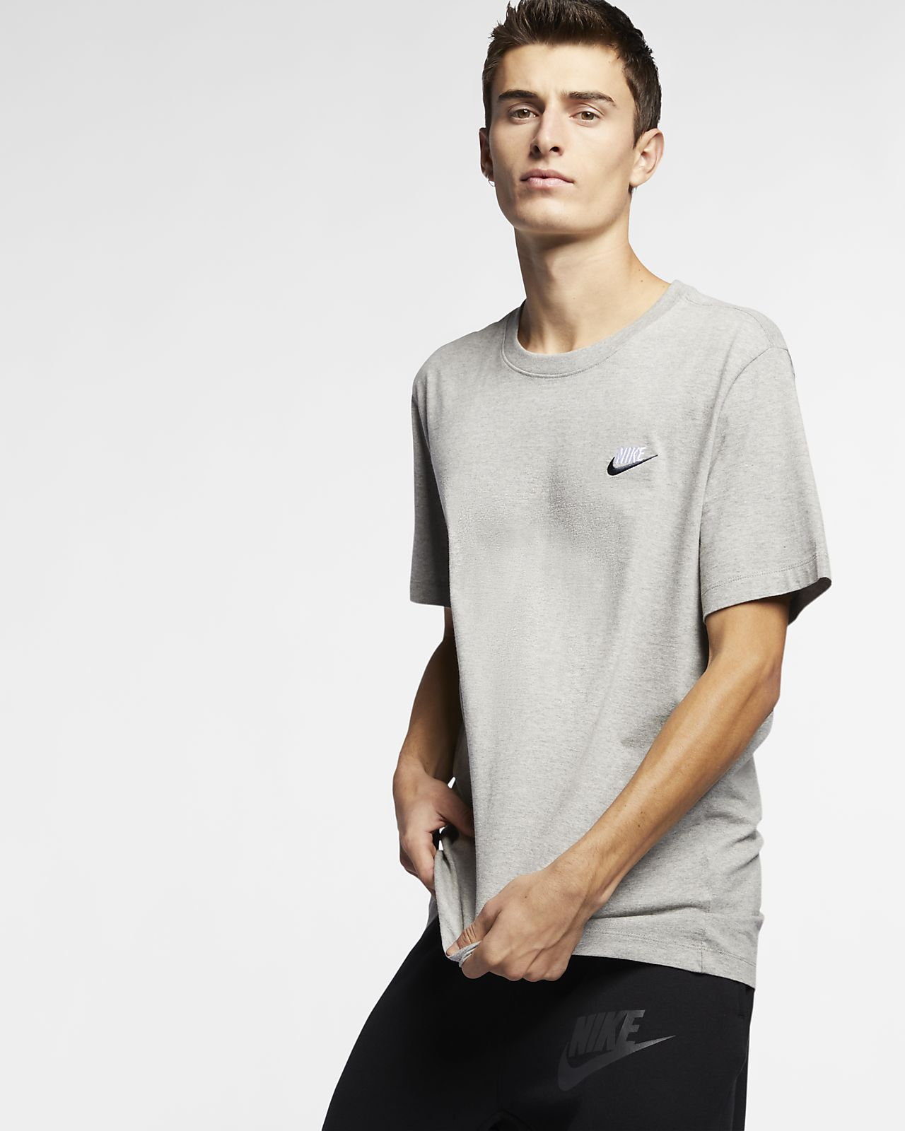 profiter de prix pas cher différemment obtenir de nouveaux Nike Sportswear Club Men's T-Shirt