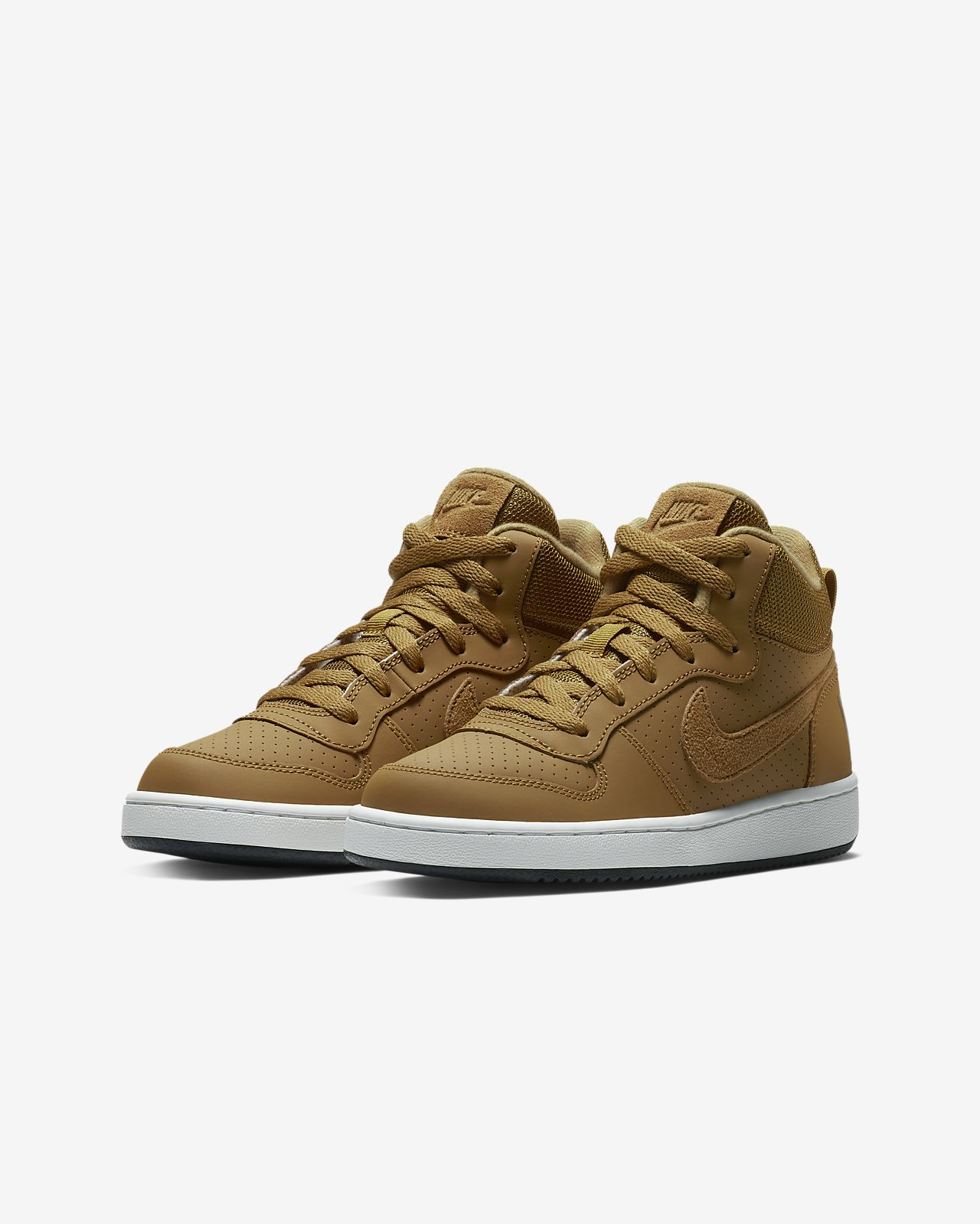 Borough Chaussure Pour Âgé Court Plus Nike Enfant Mid 4AR5jLc3q