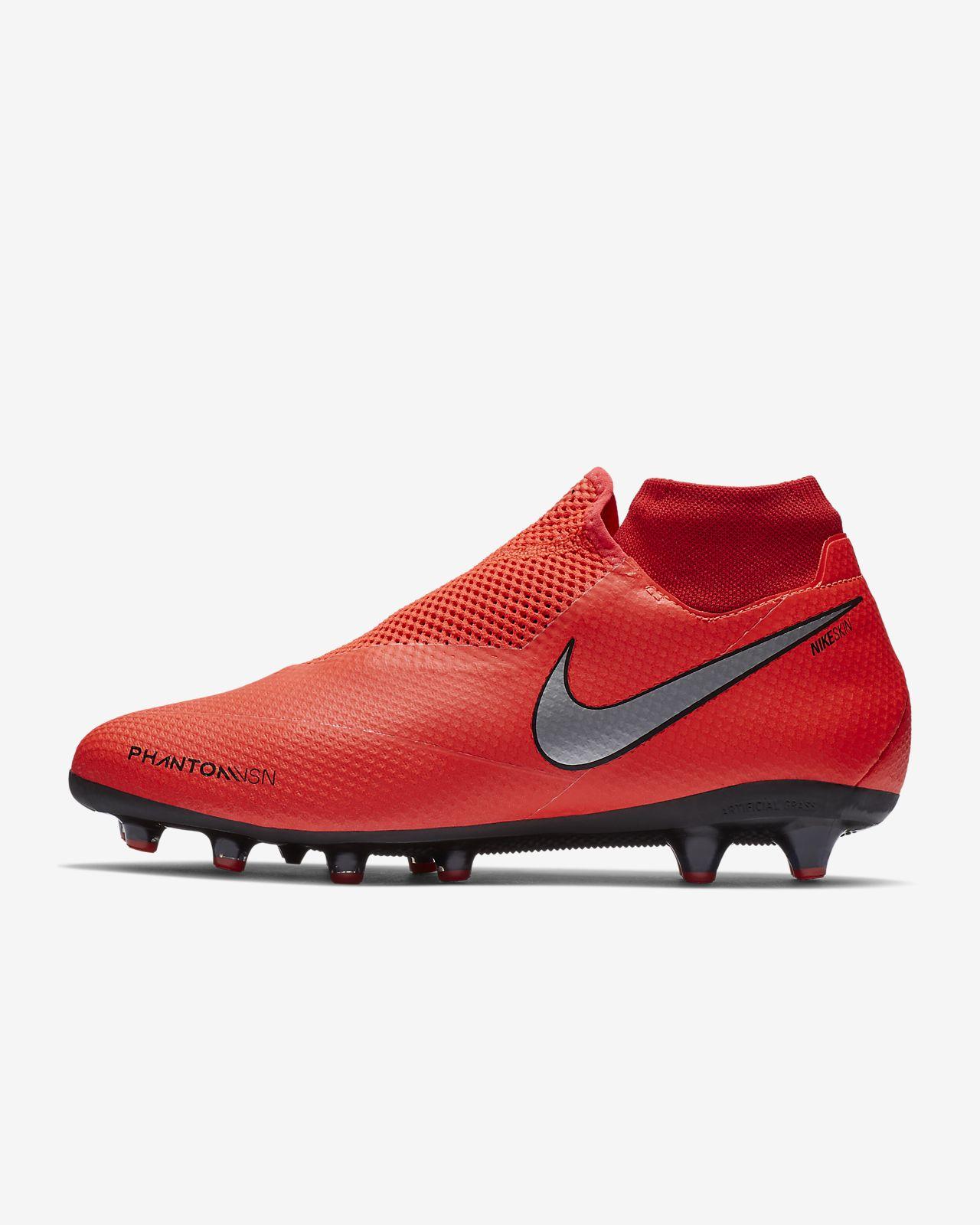 wholesale dealer e77a3 6cd37 ... Chaussure de football à crampons pour terrain synthétique Nike Phantom  Vision Pro Dynamic Fit AG-