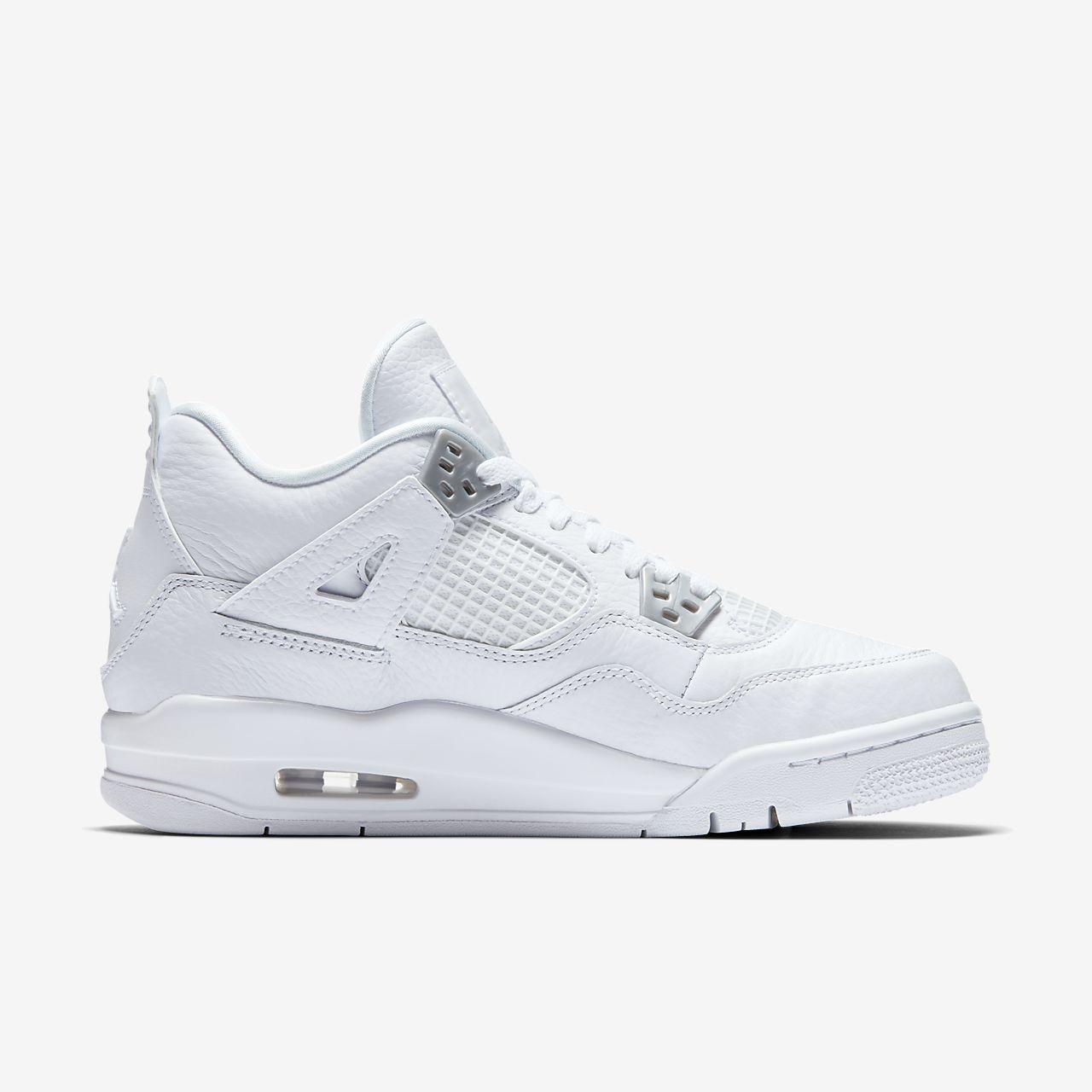 outlet store 8f31c a689b Air Jordan 4 Retro Older Kids (Boys) Shoe . ...