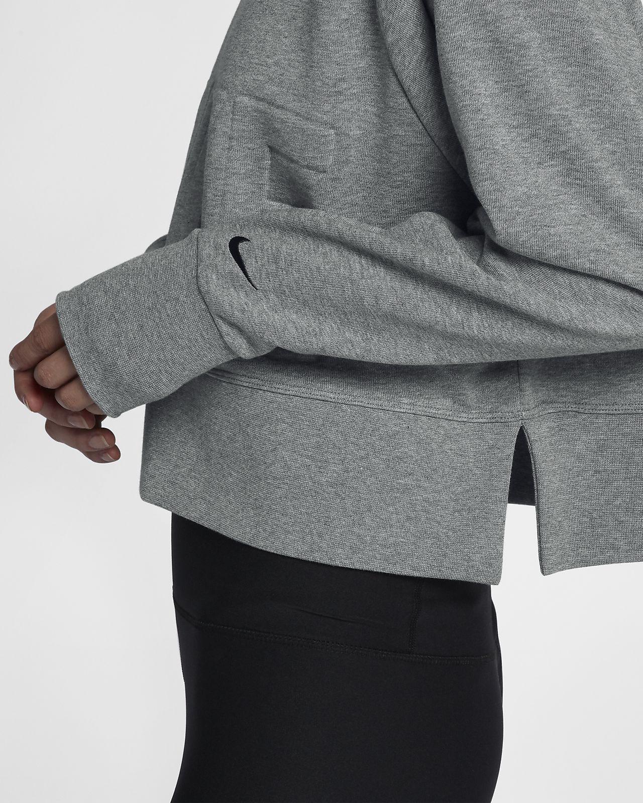 904b24e4a6d20 Nike Versa Women s Long-Sleeve Training Top. Nike.com AU