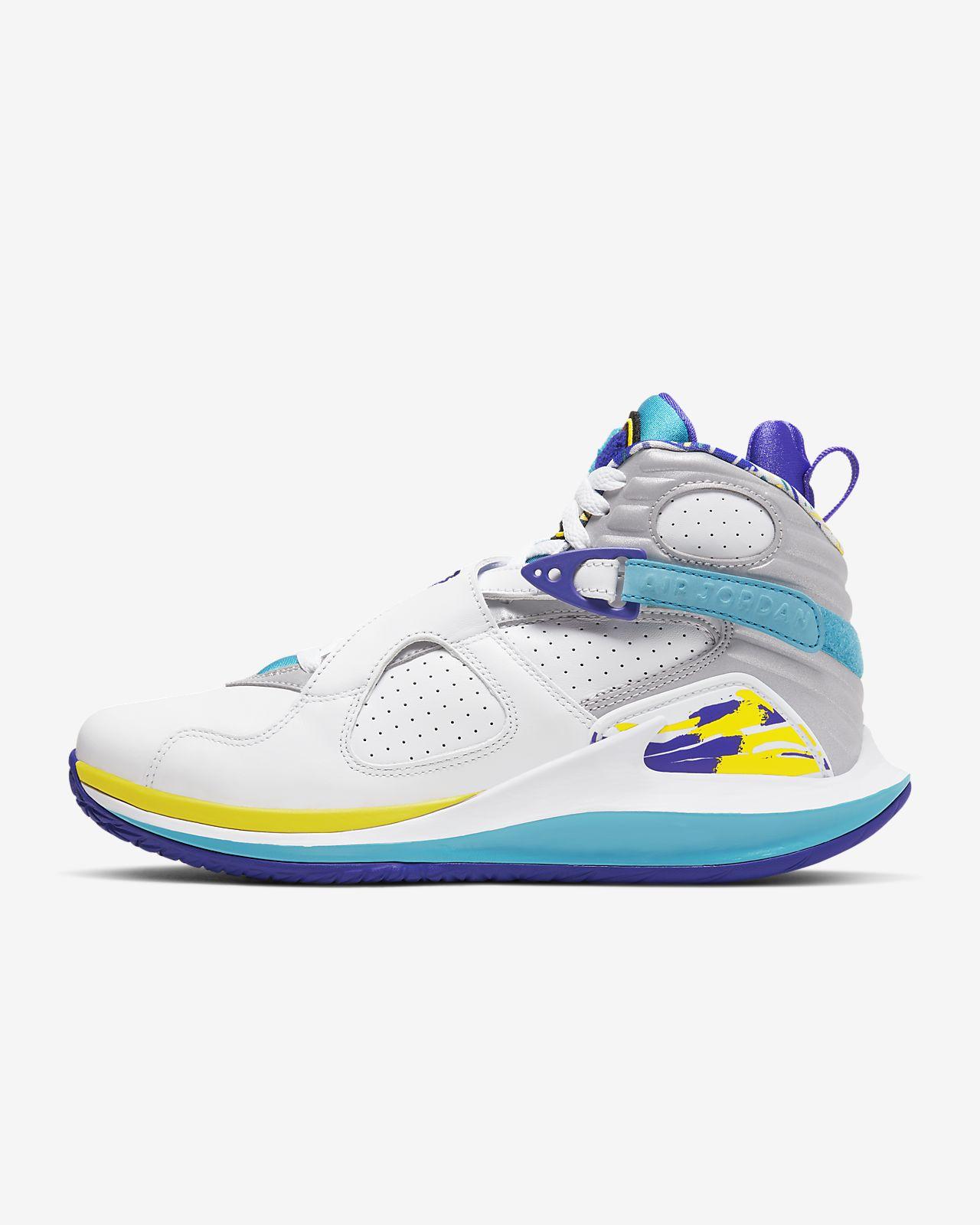 Chaussure de tennis pour surface dure NikeCourt Zoom Zero Jordan 8 pour Femme