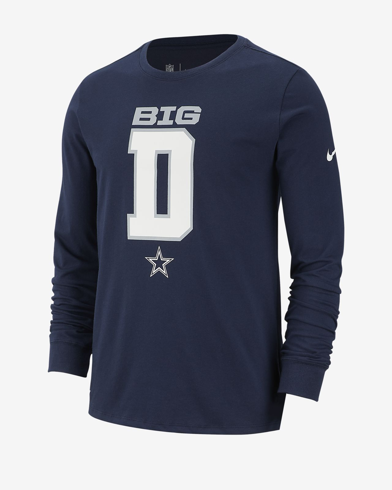 f469a1be Nike Dri-FIT (NFL Cowboys) Men's Long-Sleeve T-Shirt. Nike.com