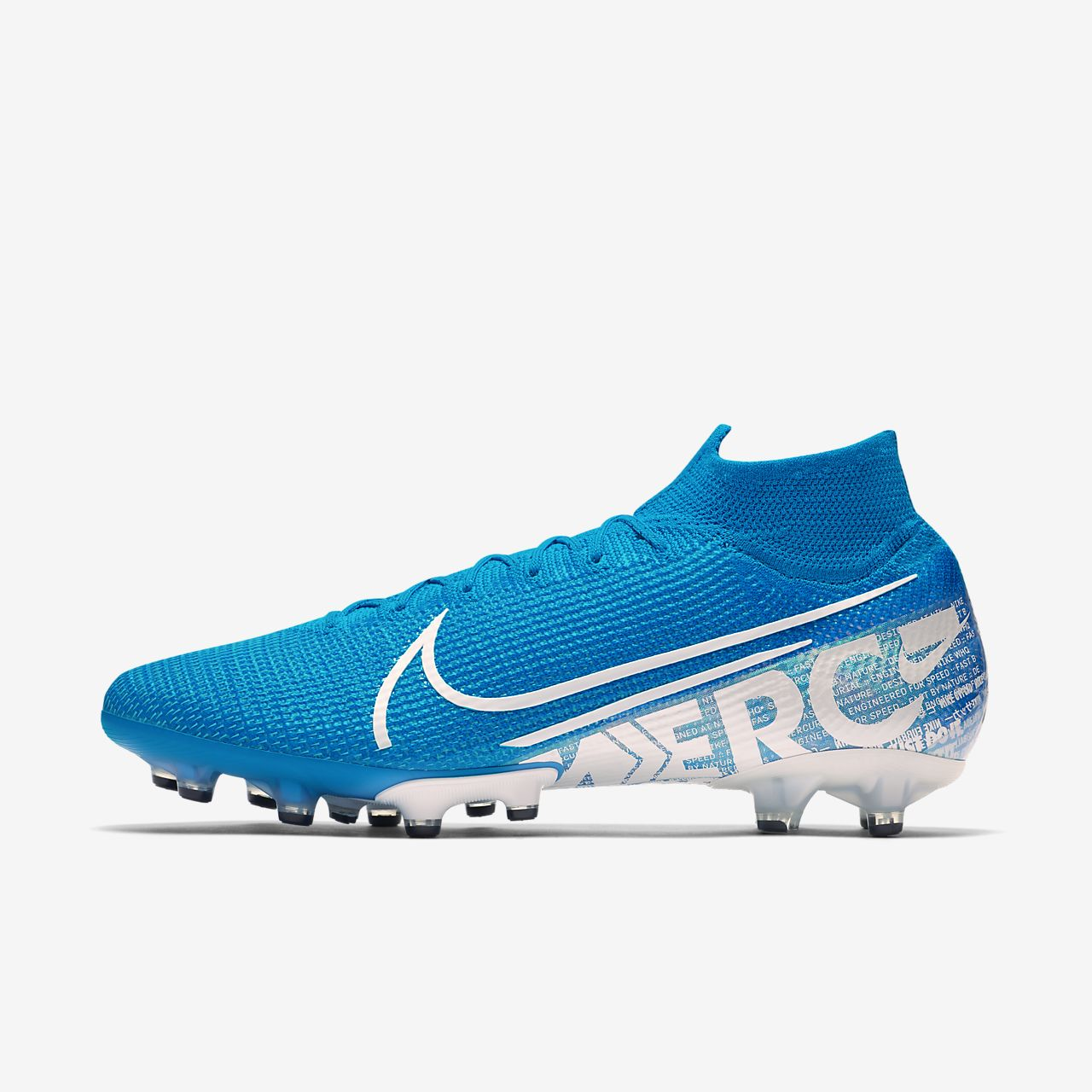 Nike Mercurial Superfly 7 Elite AG-PRO Botas de fútbol para césped artificial